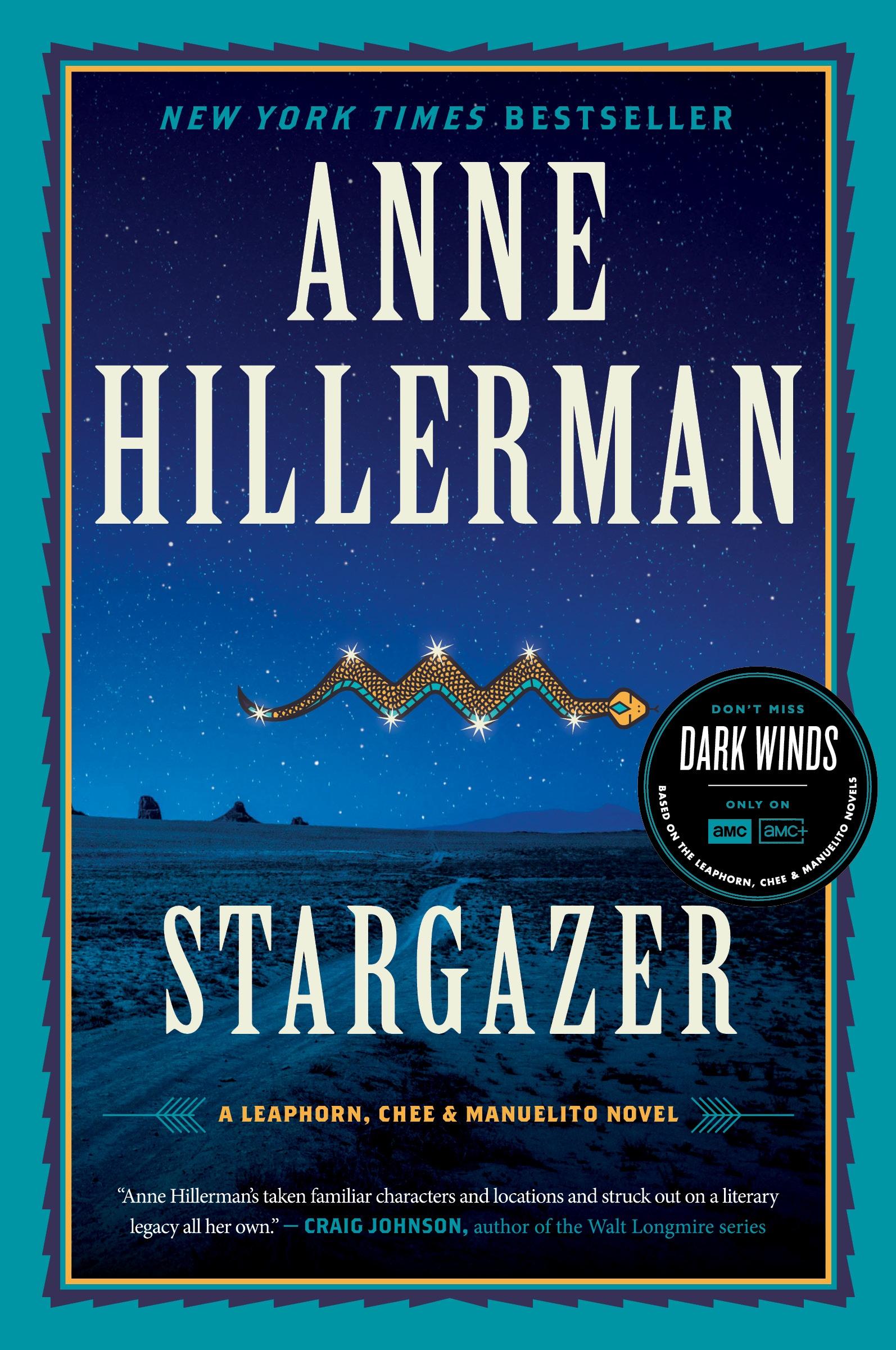 Stargazer A Leaphorn, Chee & Manuelito Novel