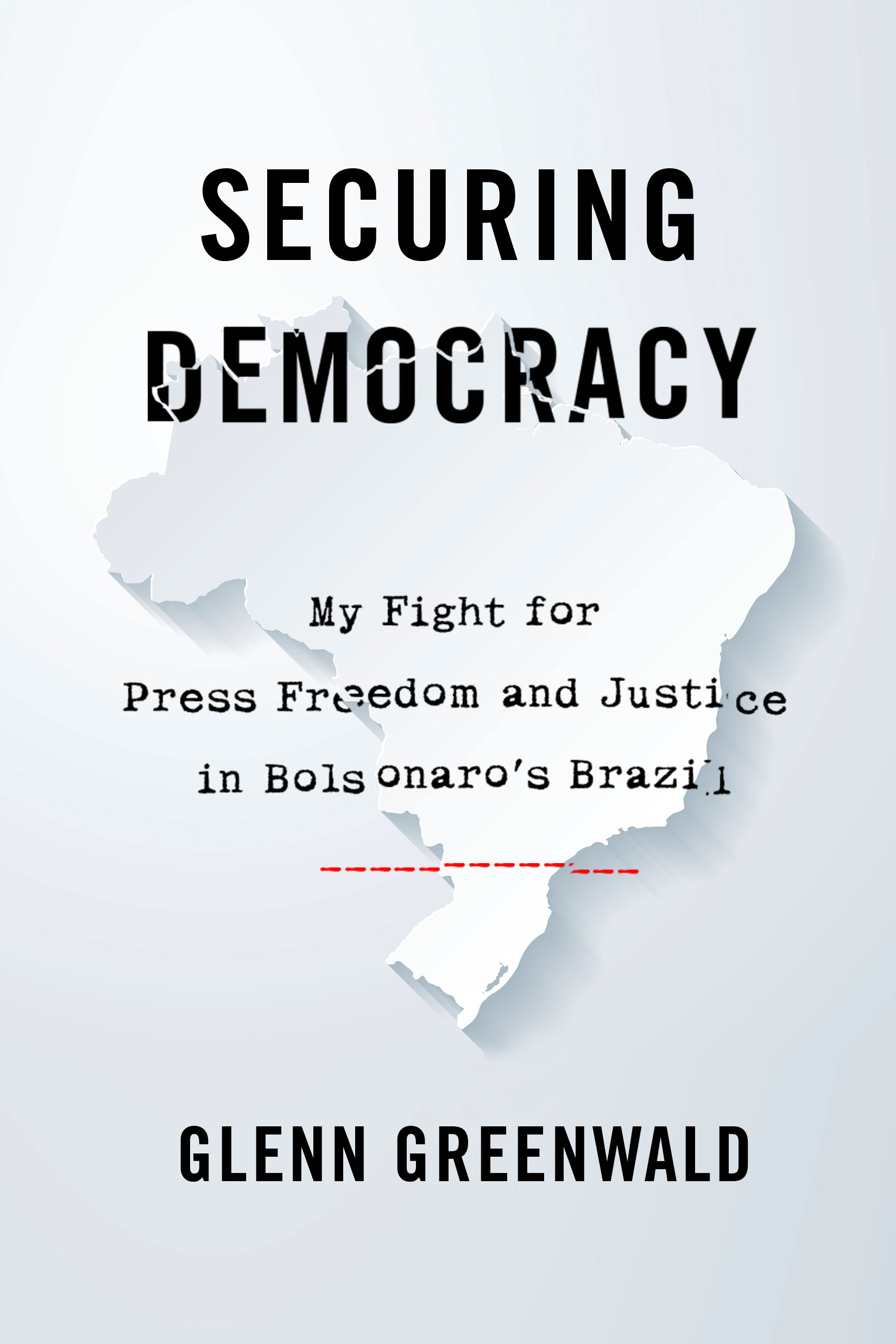 Cover Image of Securing Democracy