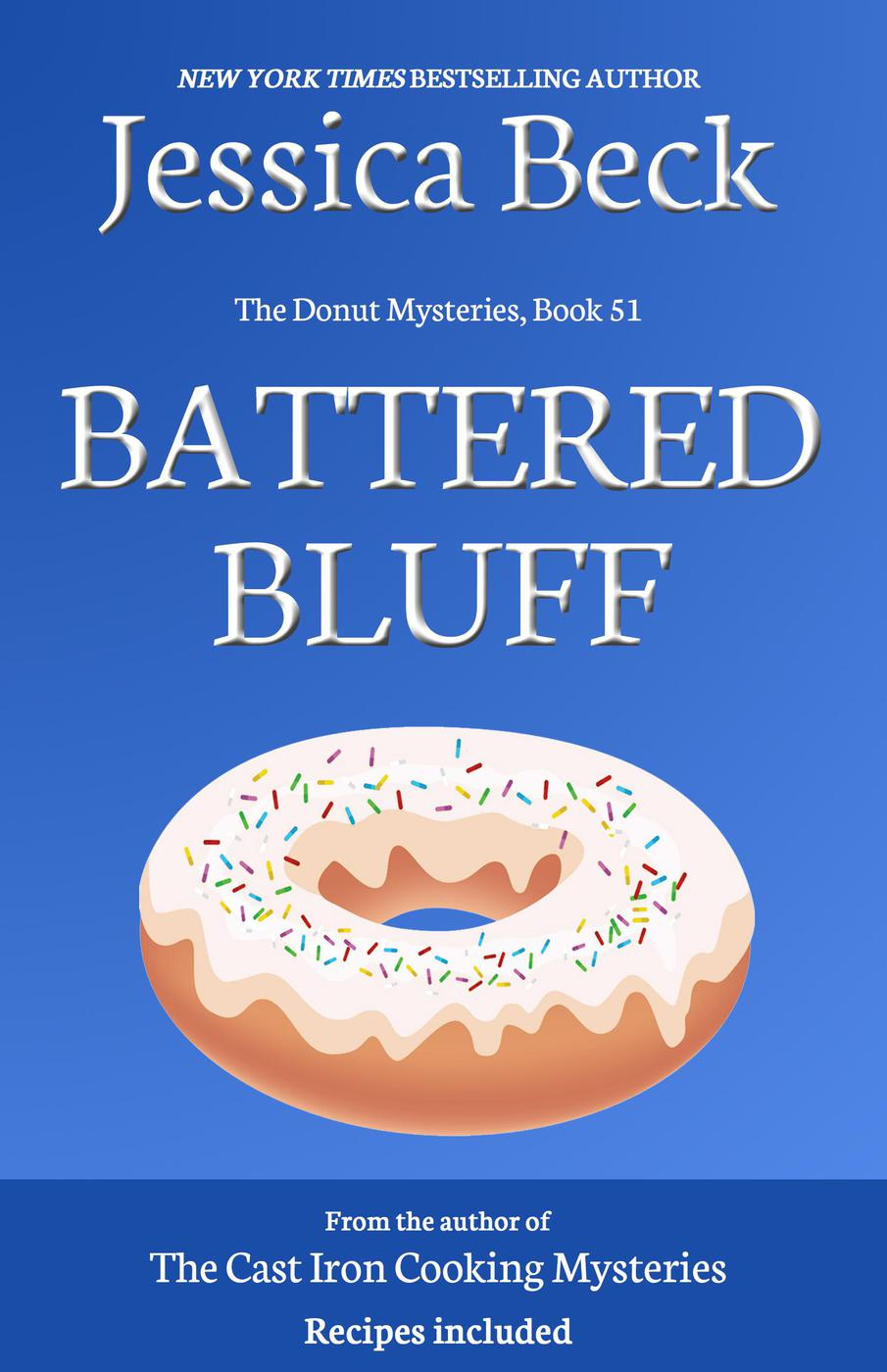Battered Bluff (The Donut Mysteries, #51)