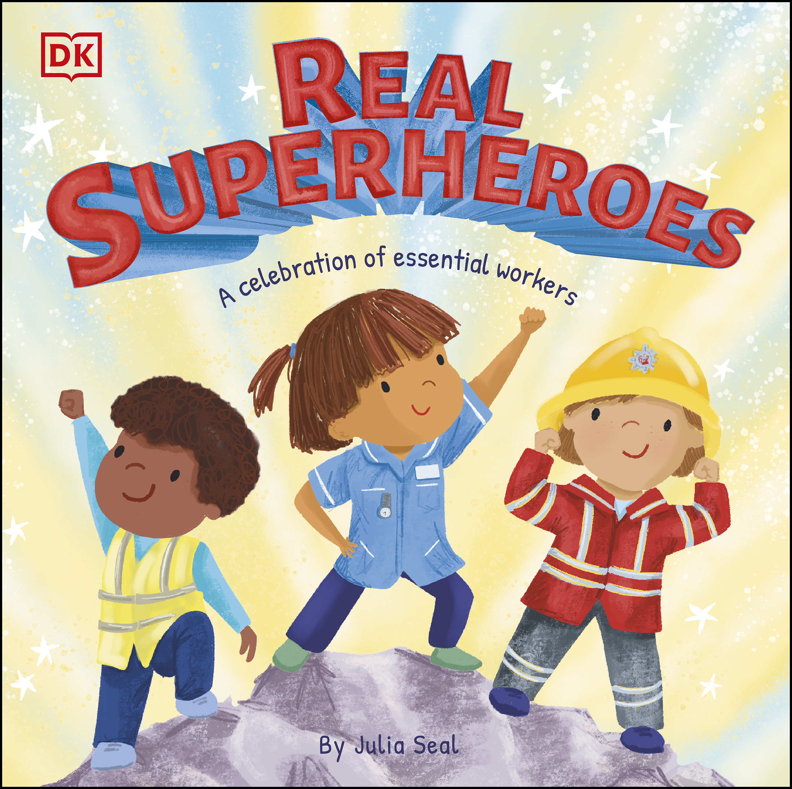 Cover Image of Real Superheroes