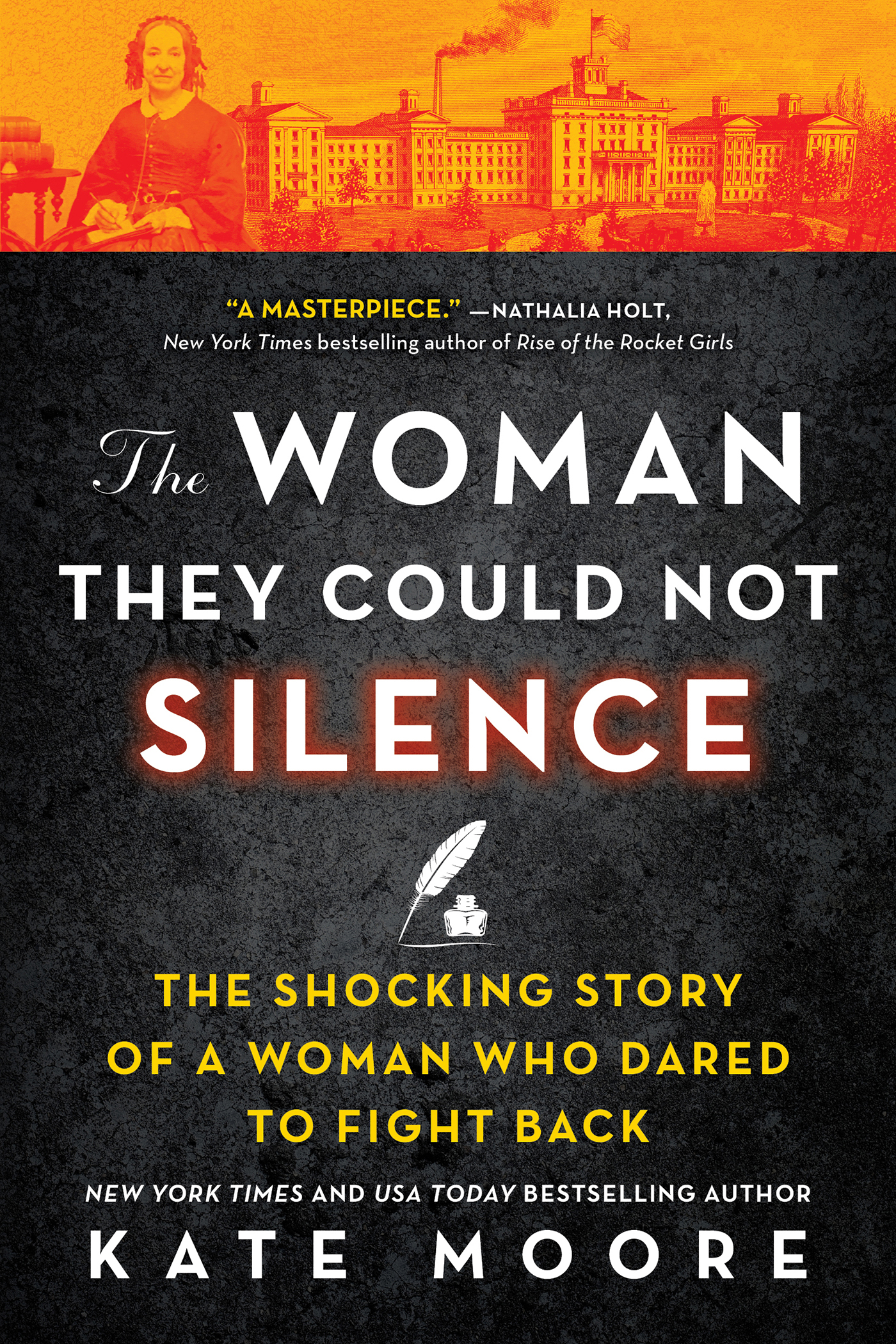 The Woman They Could Not Silence One Woman, Her Incredible Fight for Freedom, and the Men Who Tried to Make Her Disappear