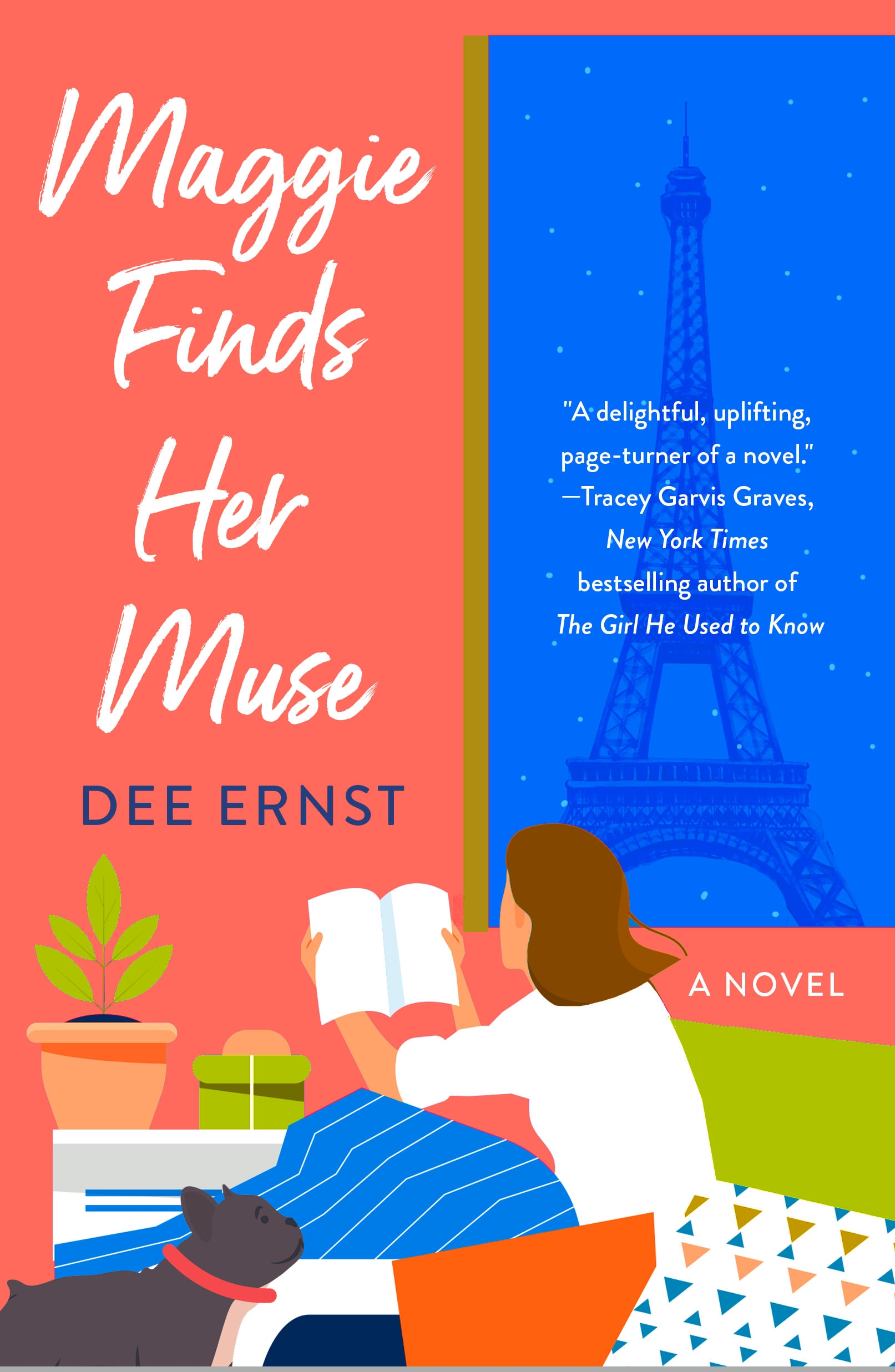 Maggie Finds Her Muse A Novel