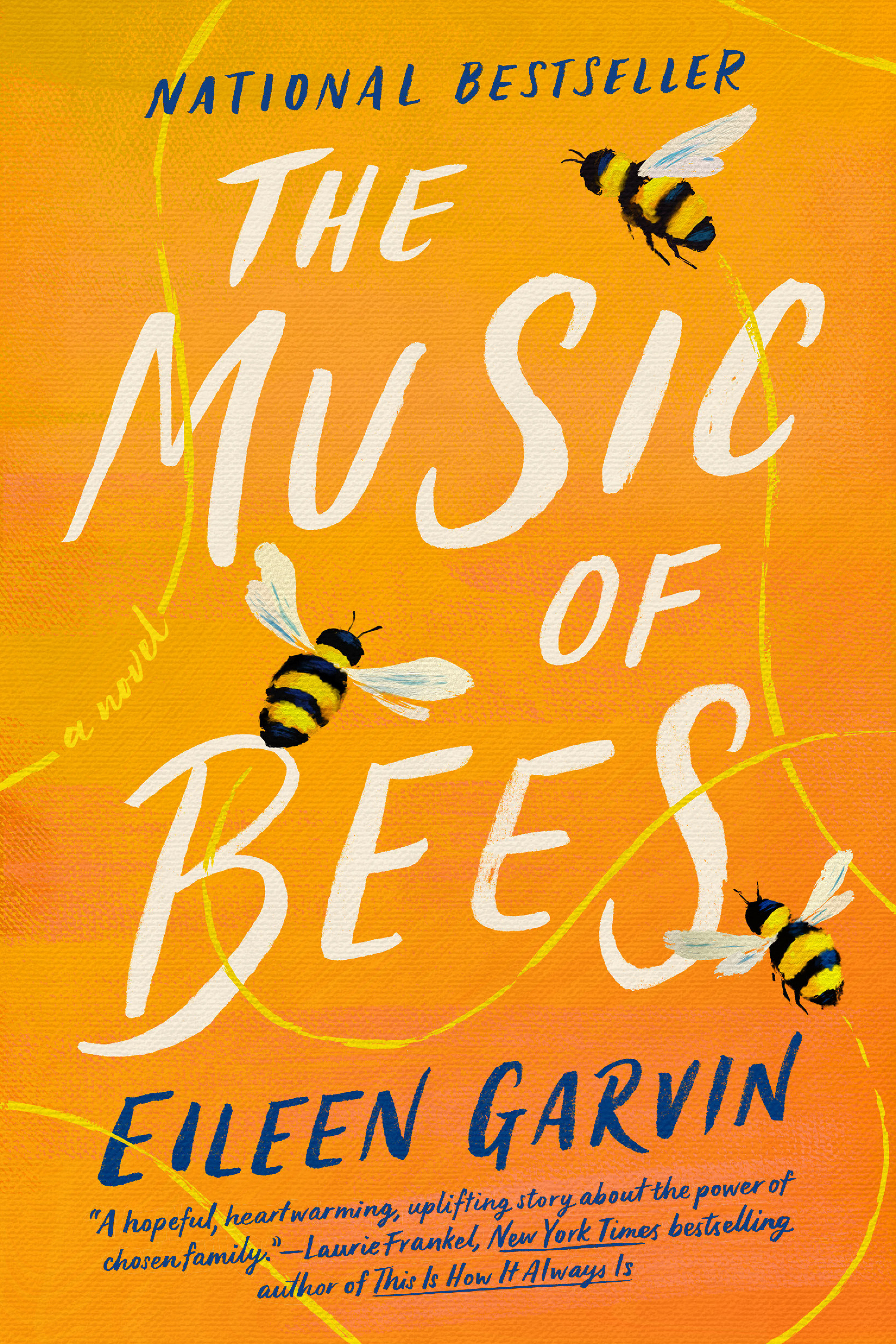The Music of Bees A Novel