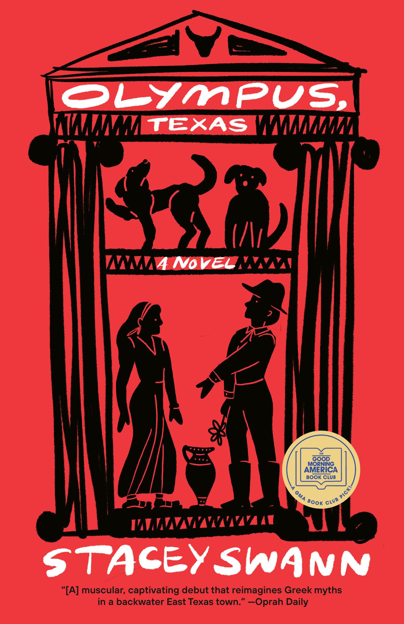 Olympus, Texas A Novel