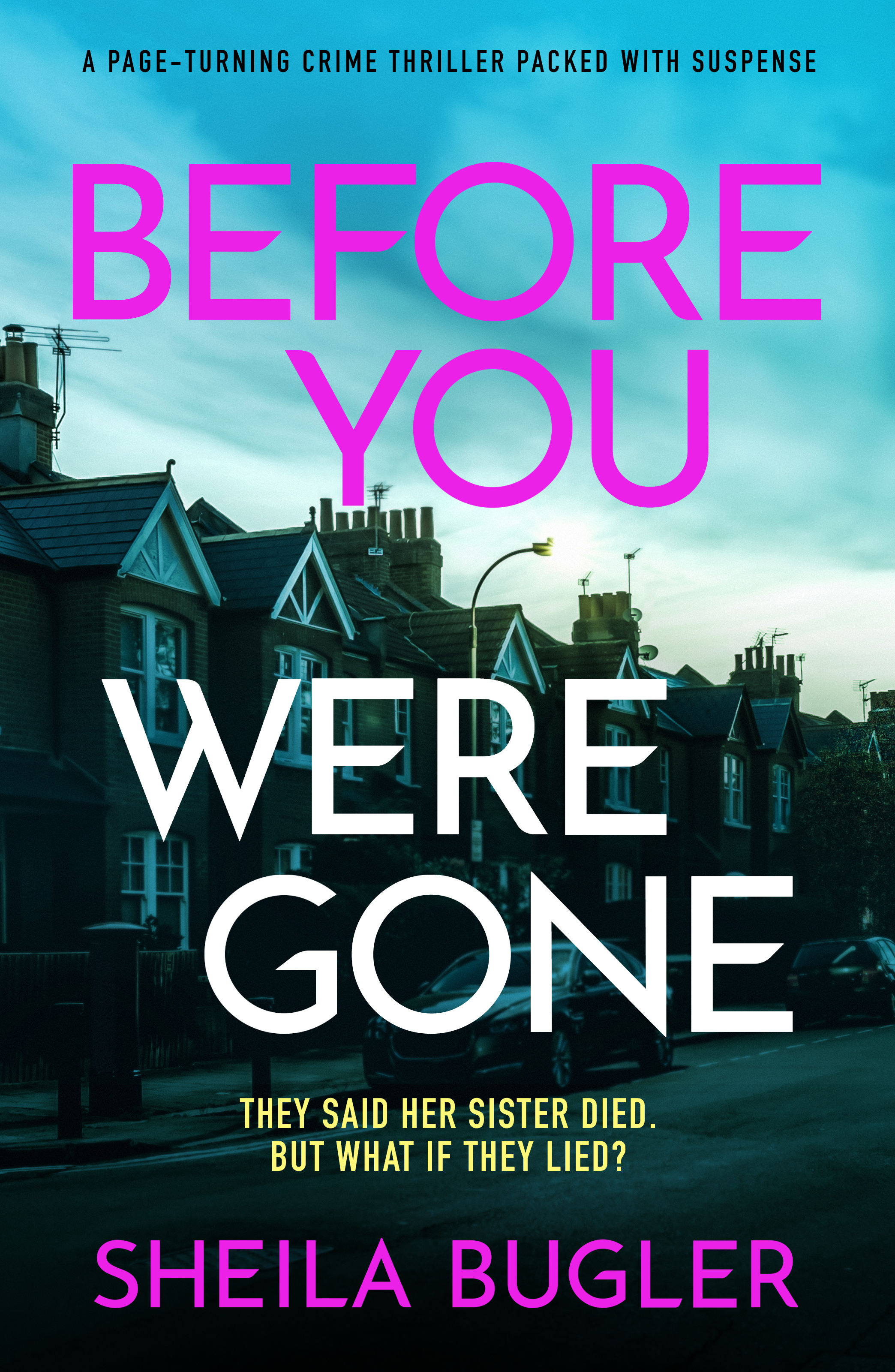 Before You Were Gone A completely gripping crime thriller packed with suspense