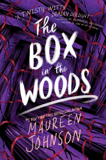 Cover Image of The Box in the Woods