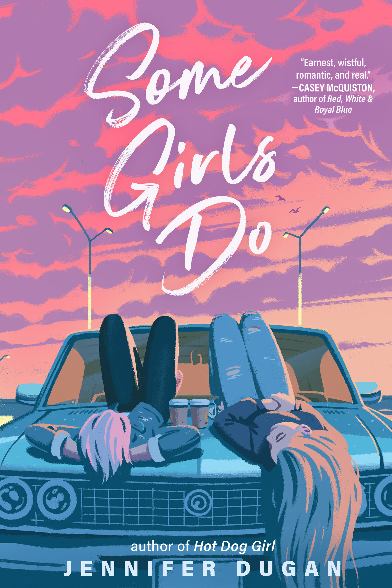 Cover Image of Some Girls Do