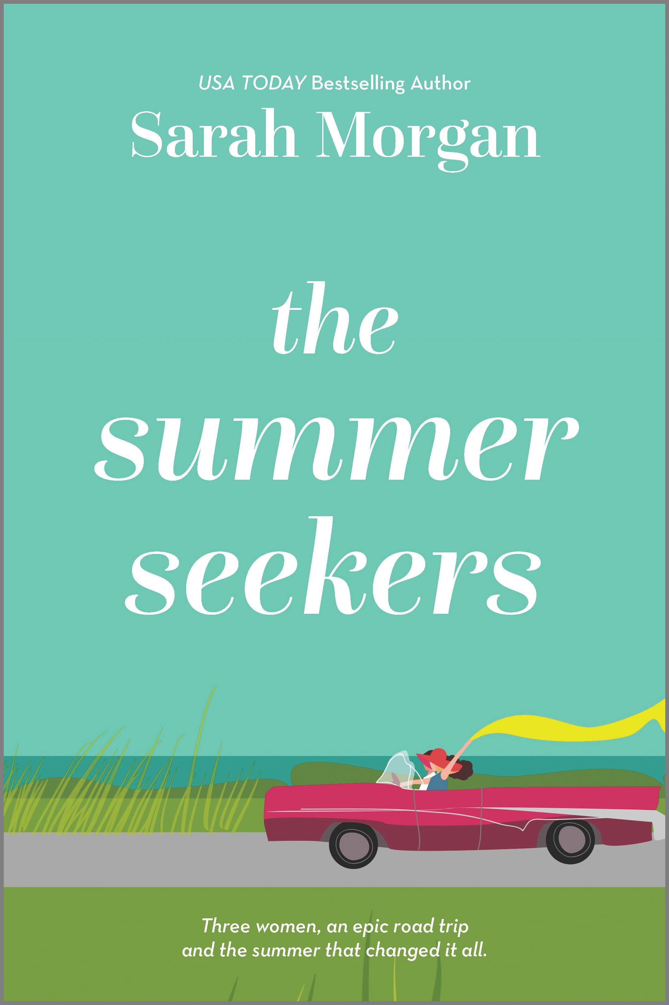 Cover Image of The Summer Seekers