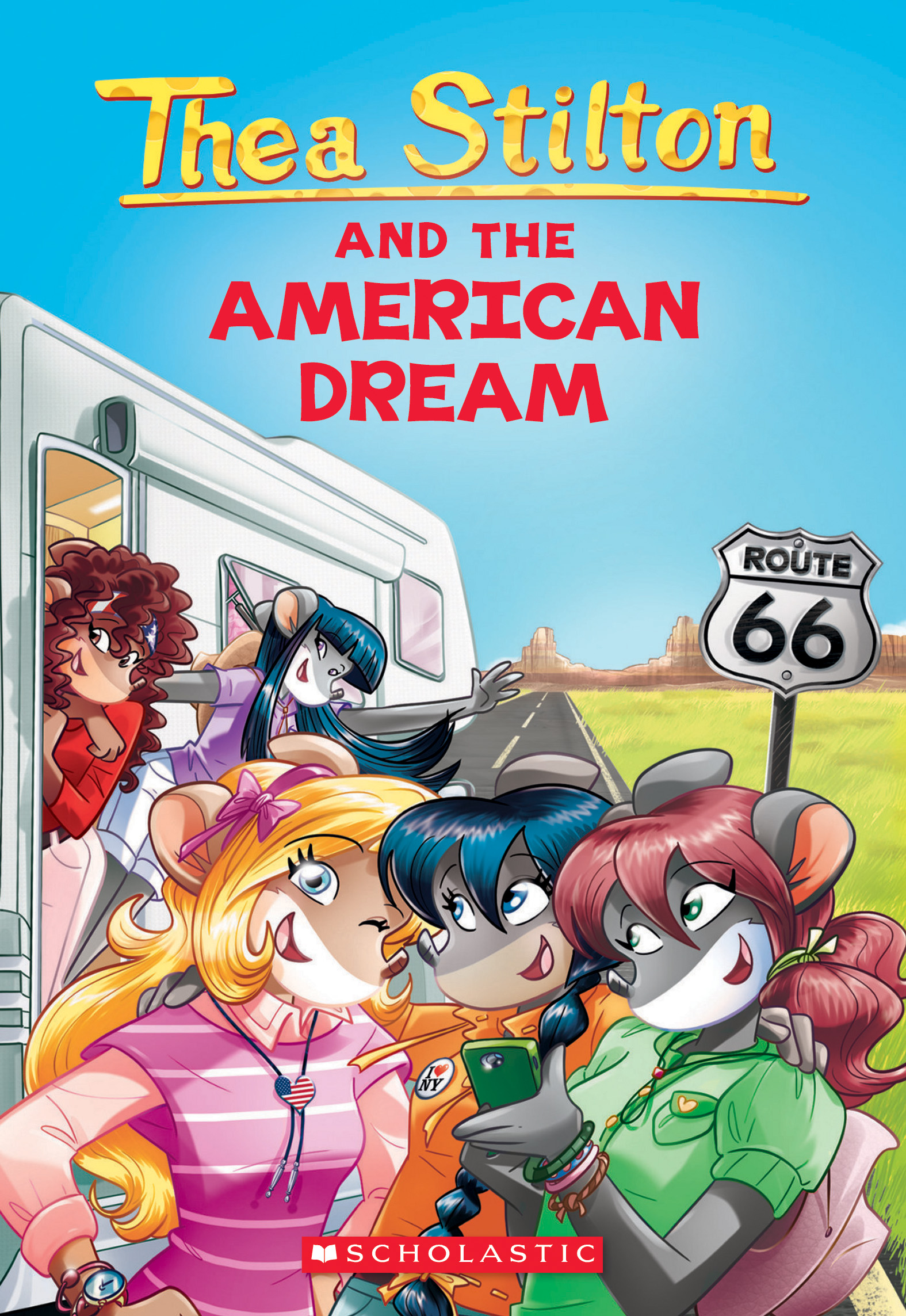 The American Dream (Thea Stilton #33)