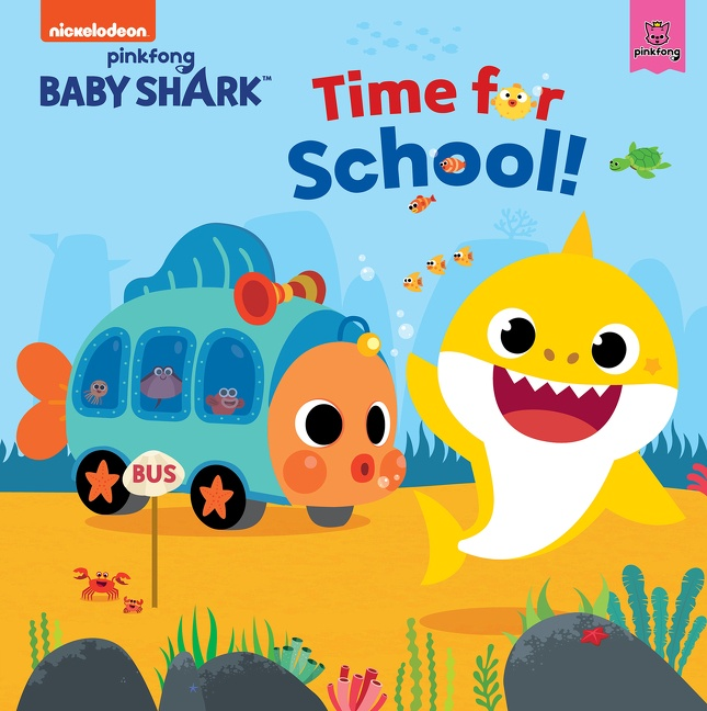 Baby Shark: Time for School!