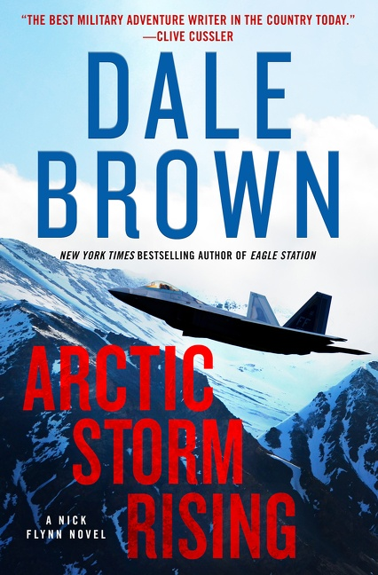 Cover Image of Arctic Storm Rising