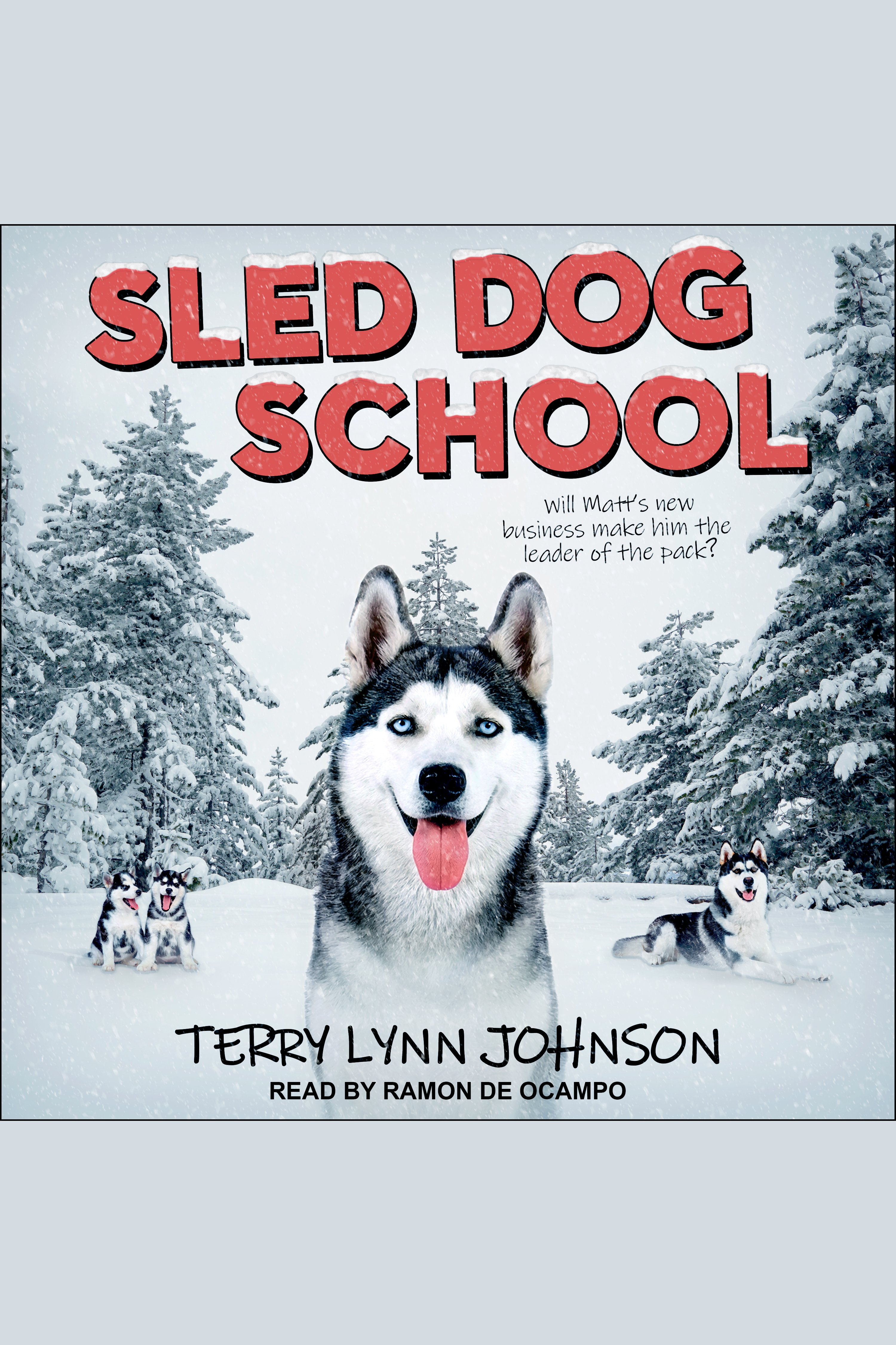 Cover Image of Sled Dog School