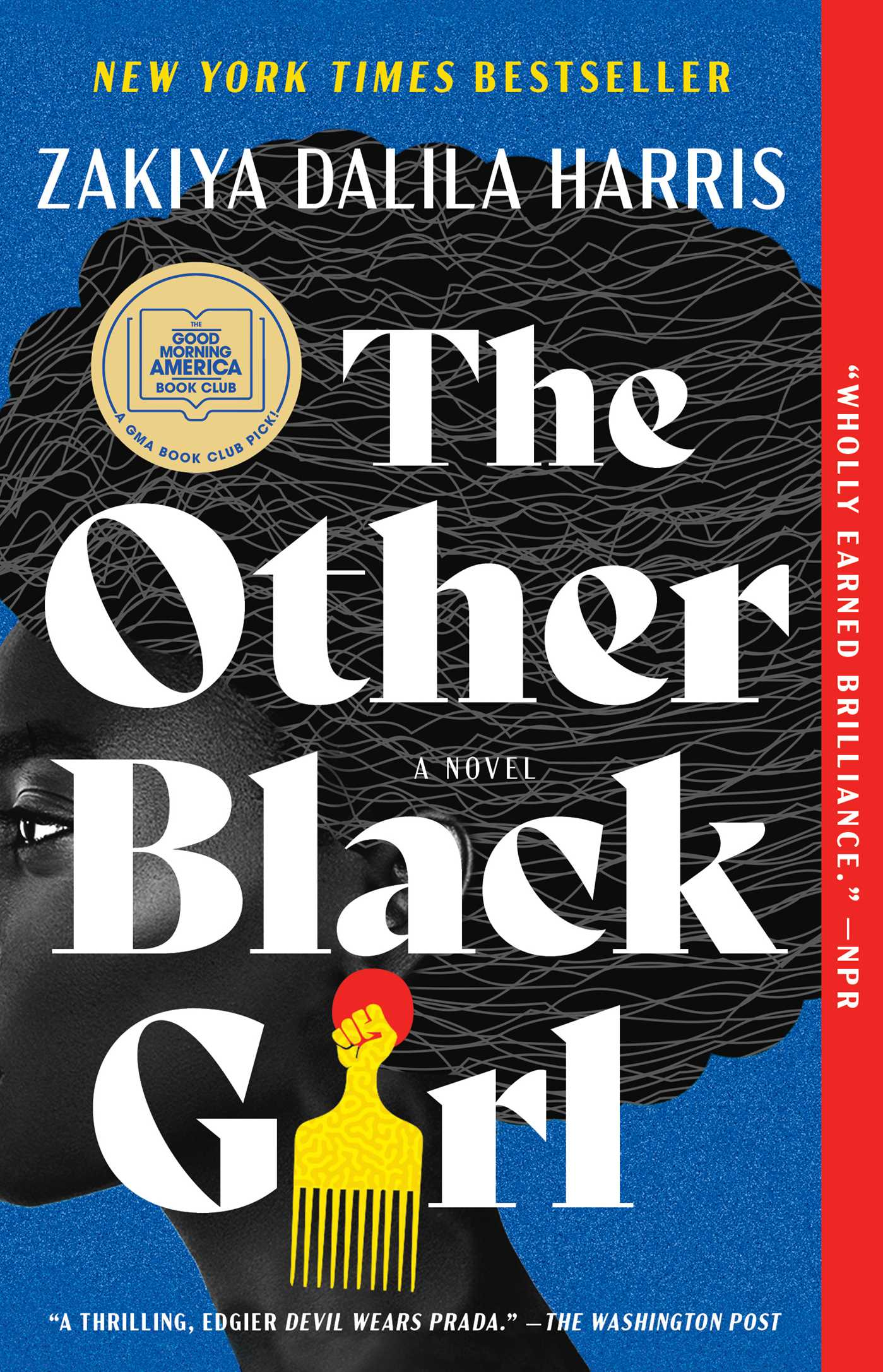 The Other Black Girl A Novel