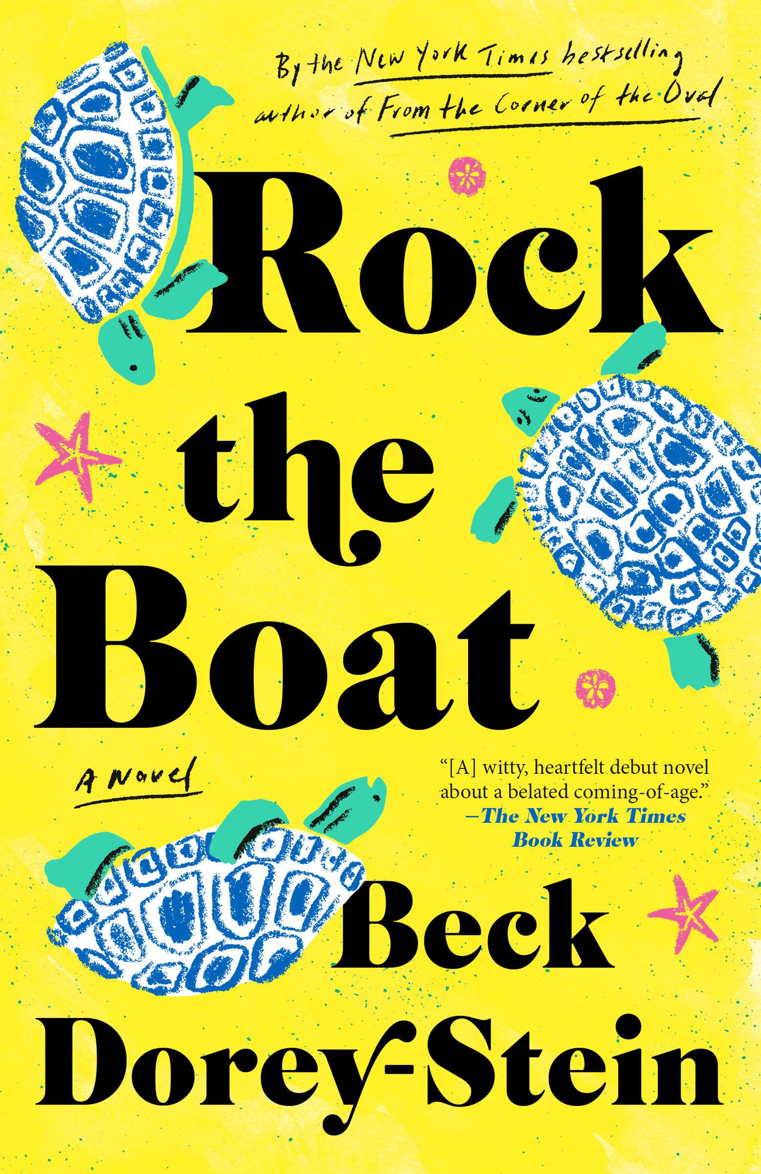 Rock the Boat A Novel
