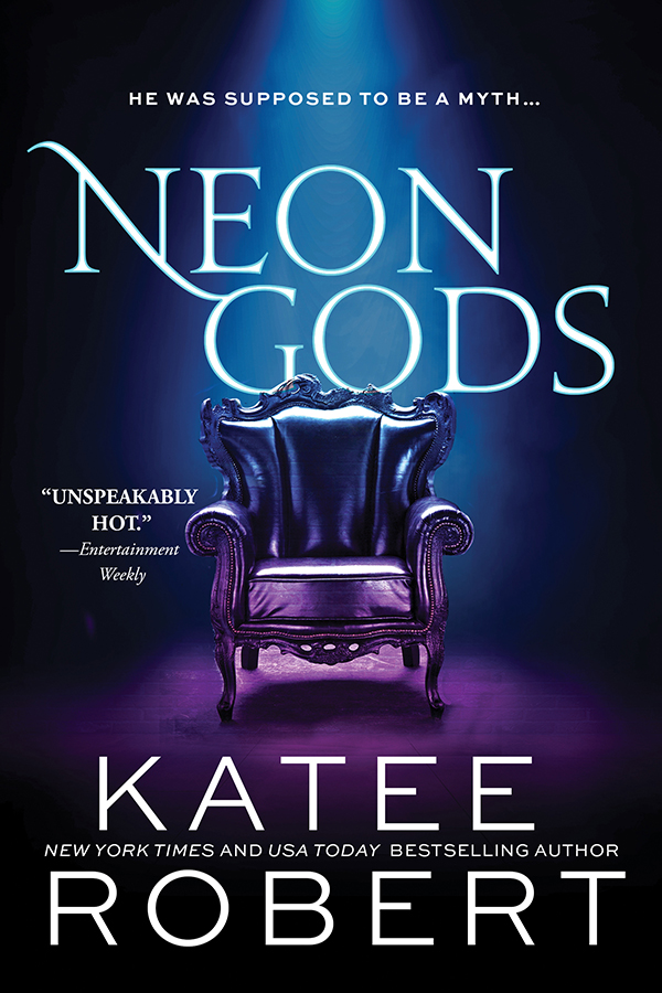Cover Image of Neon Gods