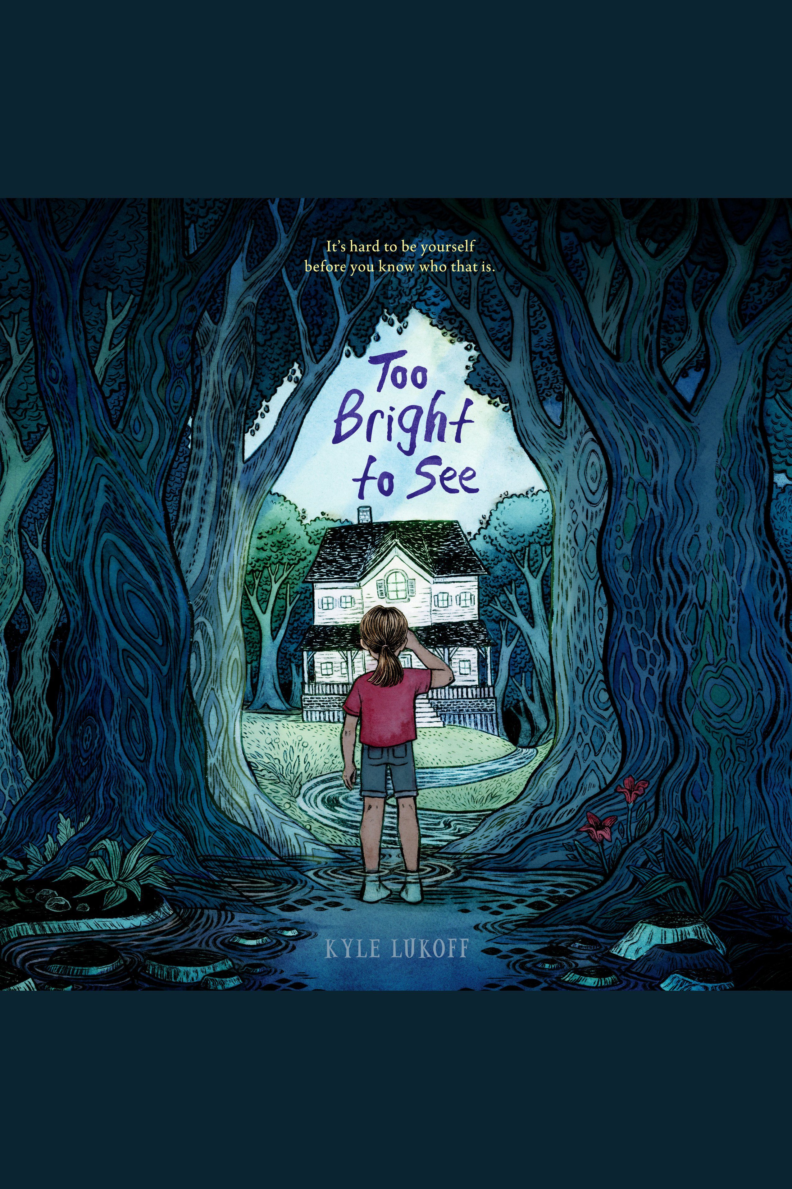 Cover Image of Too Bright to See