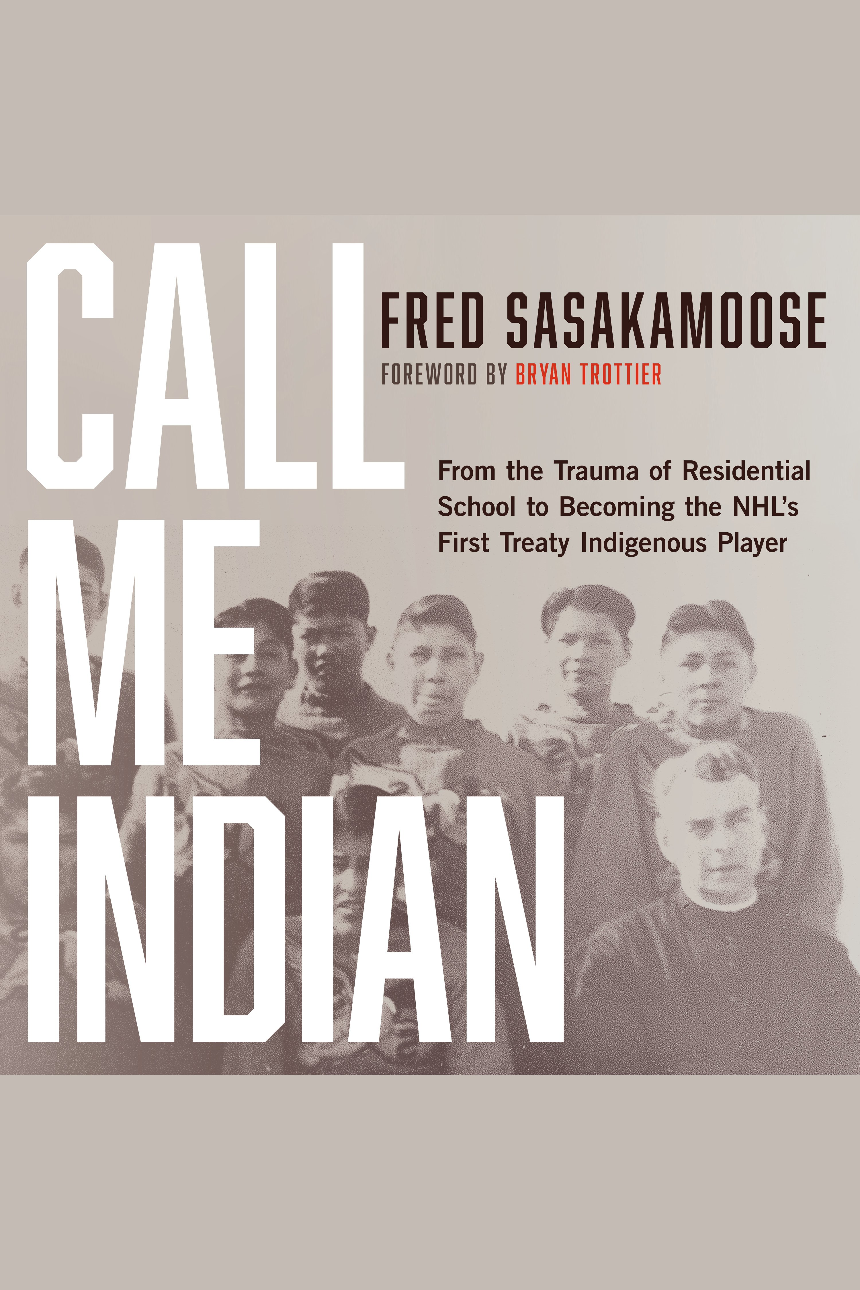 Cover Image of Call Me Indian