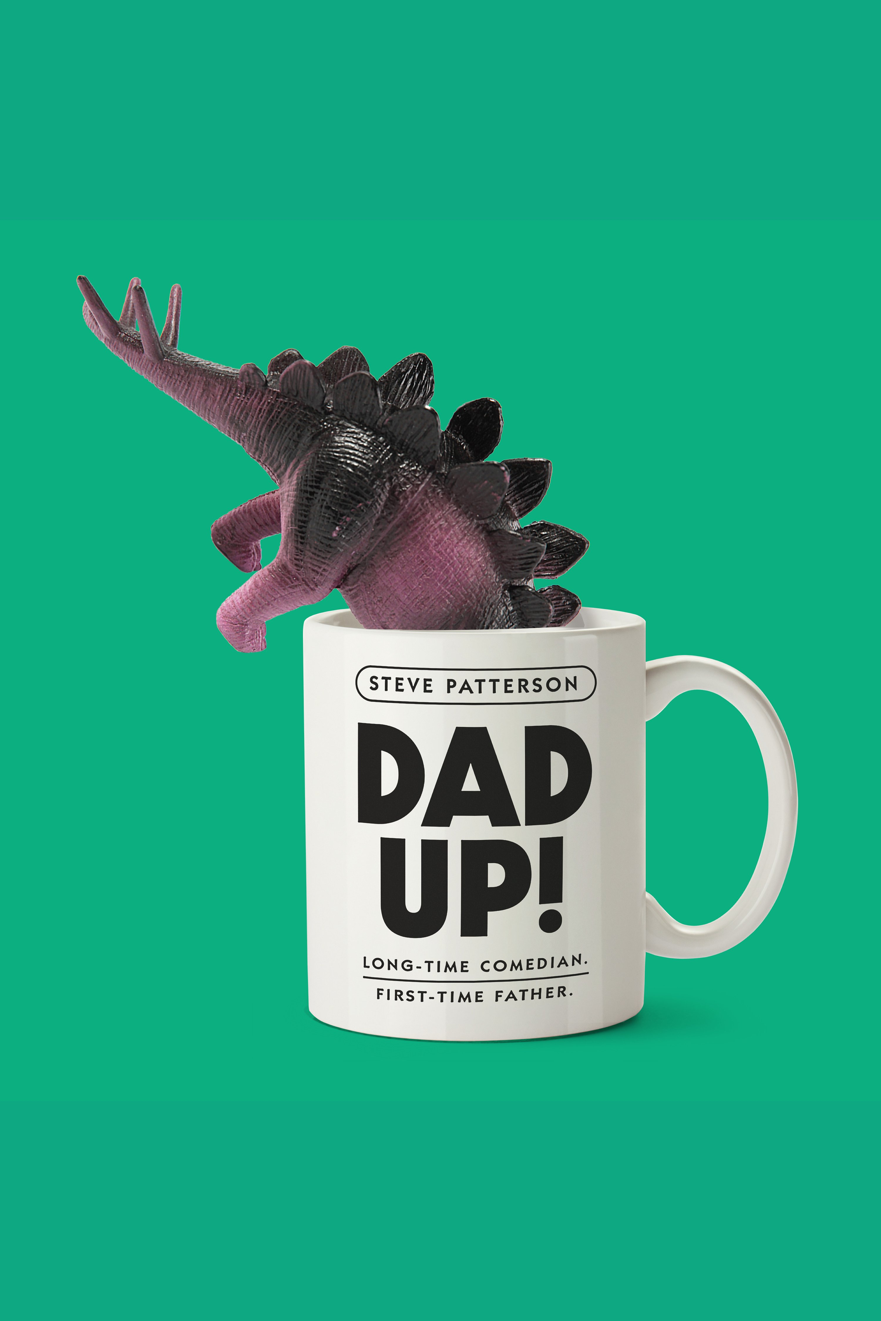 Dad Up! Long-Time Comedian. First-Time Father.