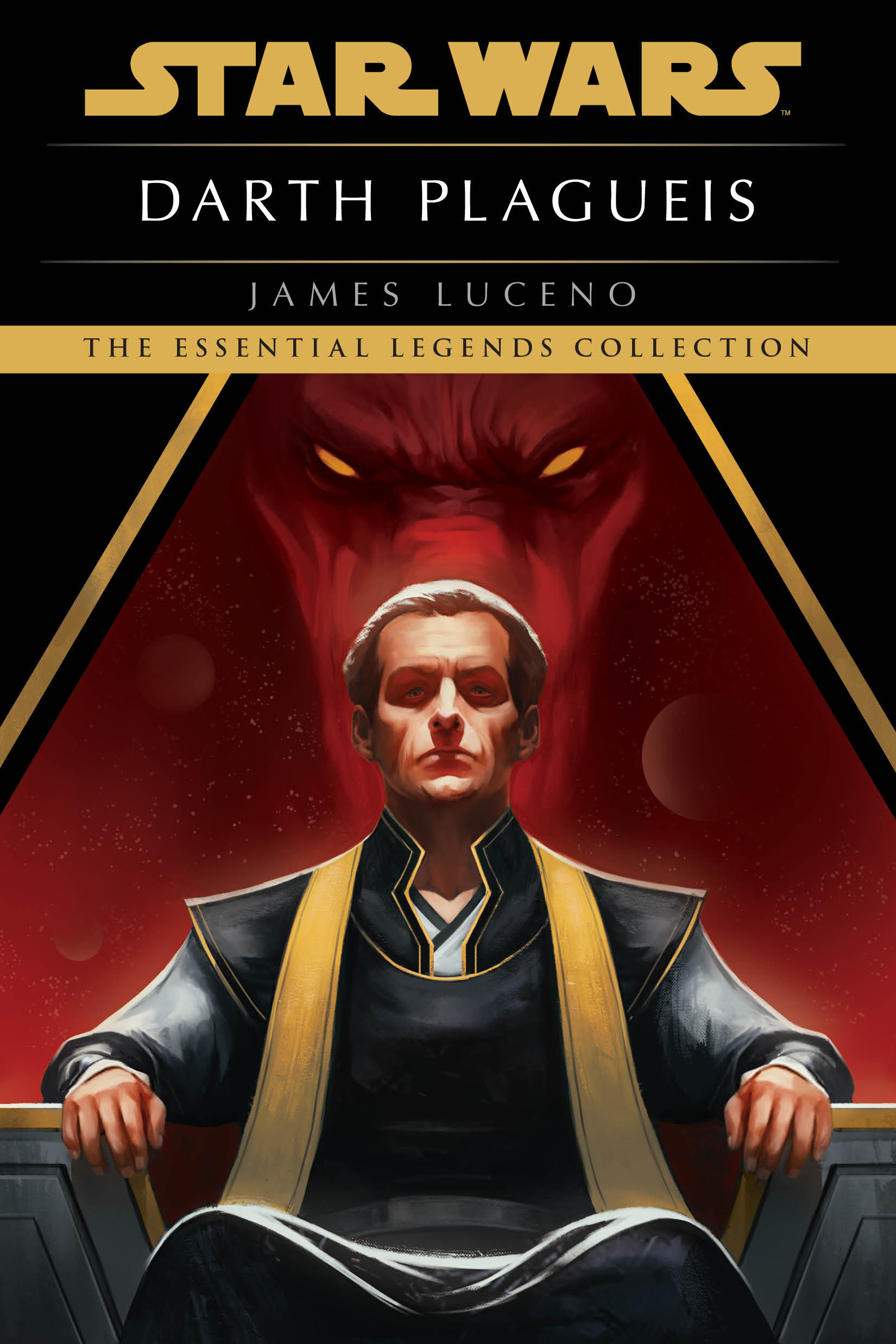 Cover image for Darth Plagueis: Star Wars Legends [electronic resource] :