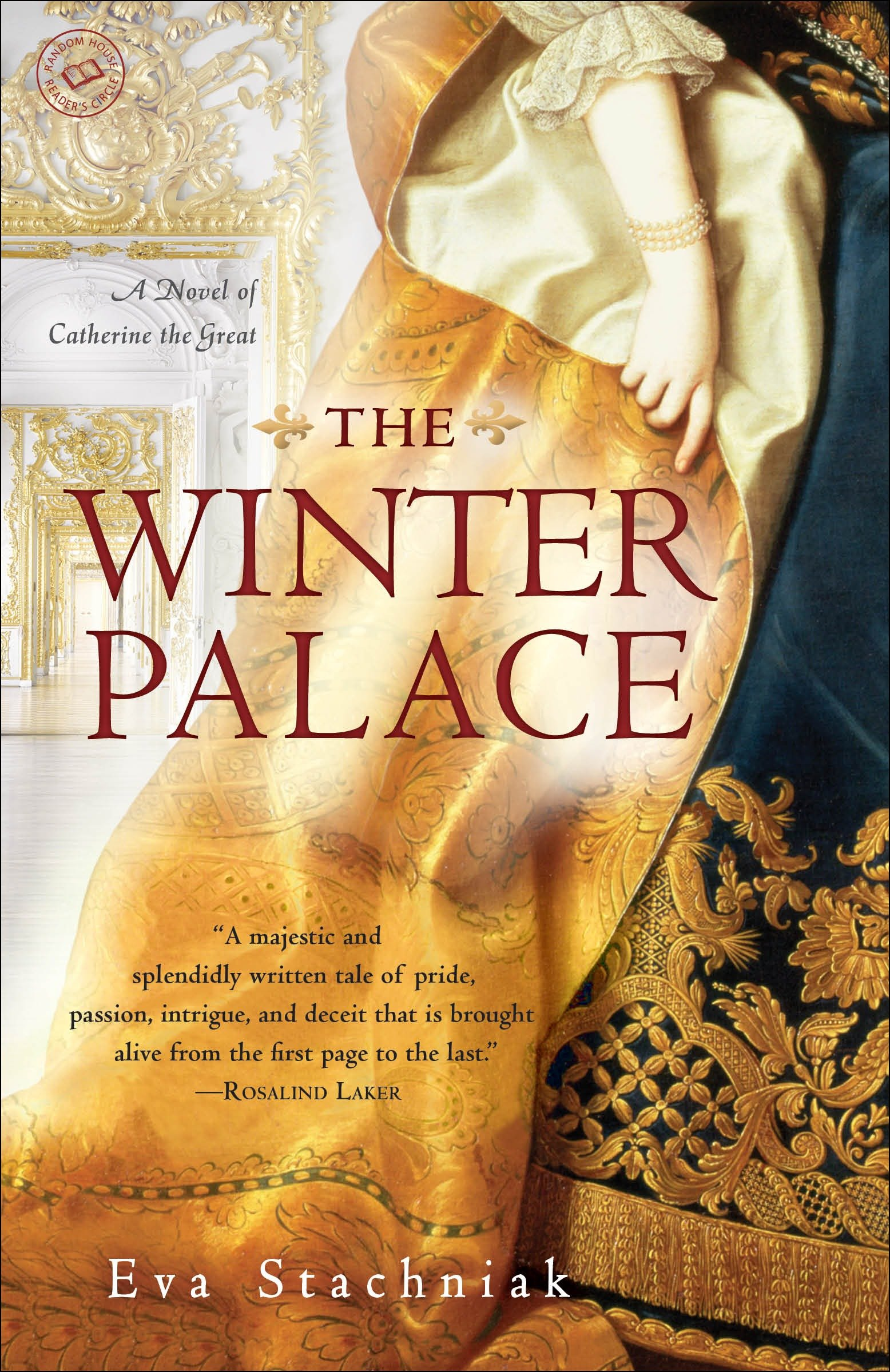 The Winter Palace a novel of Catherine the Great cover image