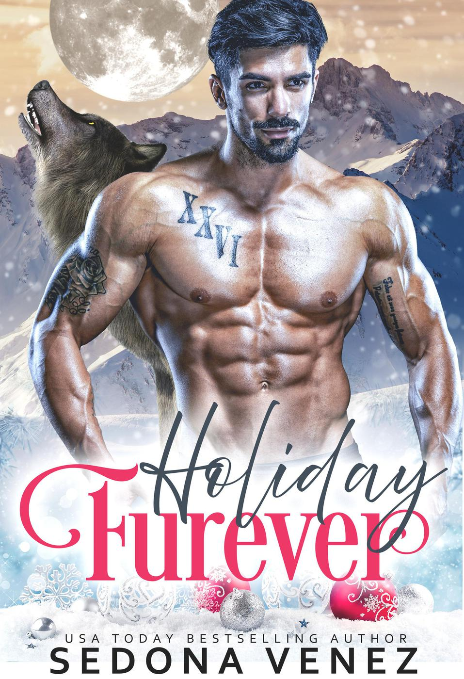 Cover Image of Holiday Furever