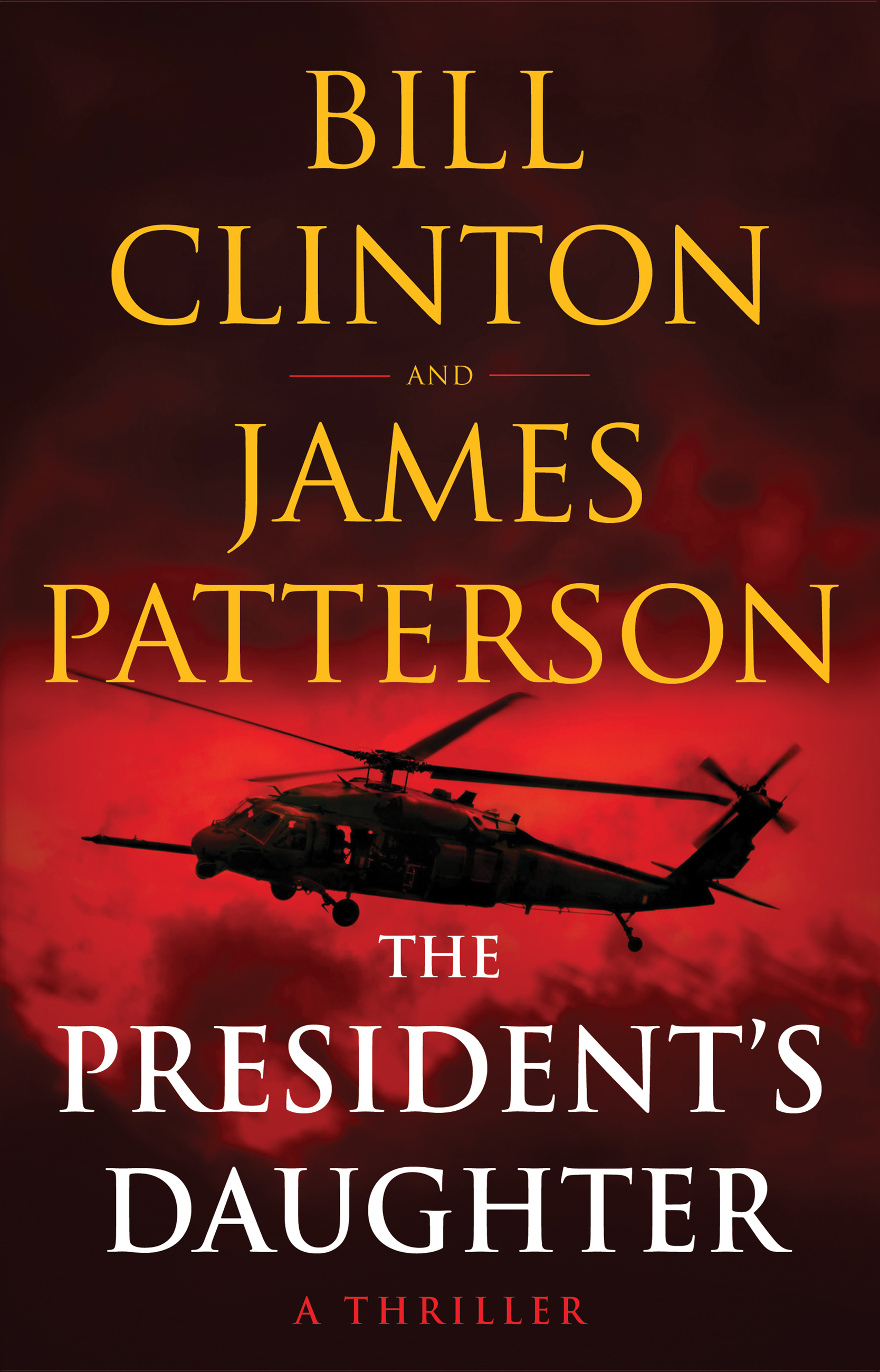 The President's Daughter A Thriller