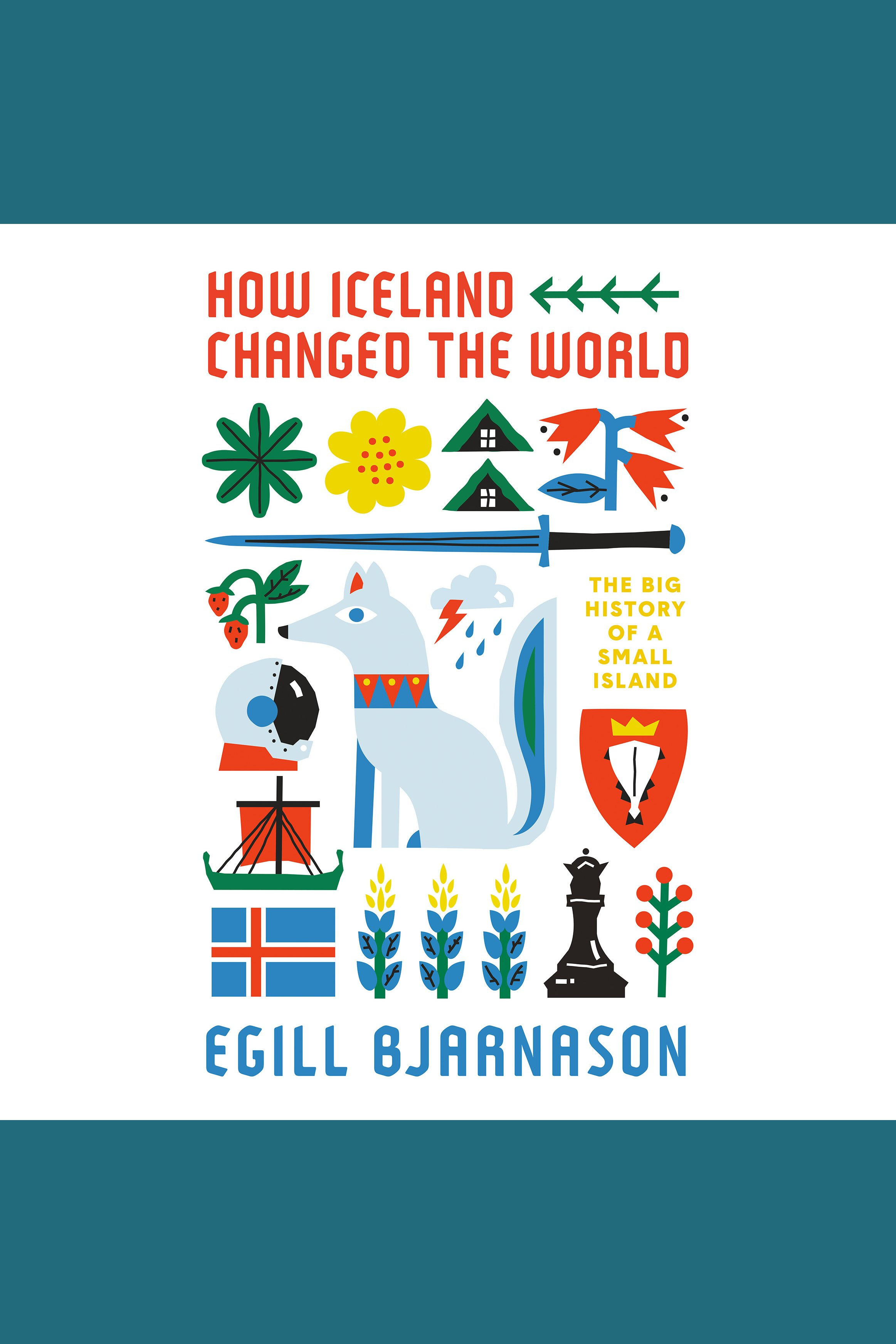 How Iceland Changed the World The Big History of a Small Island