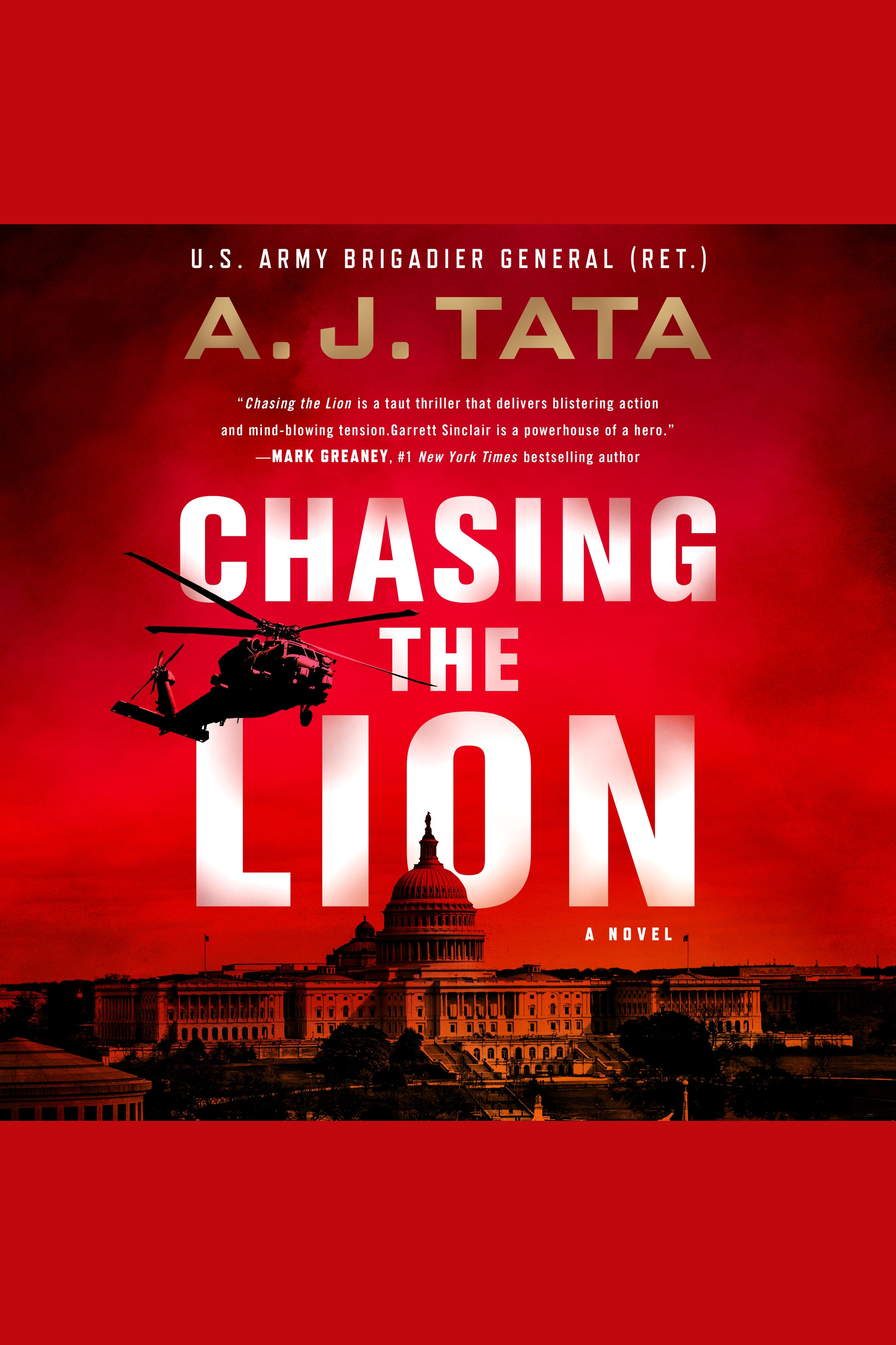Chasing the Lion A Novel