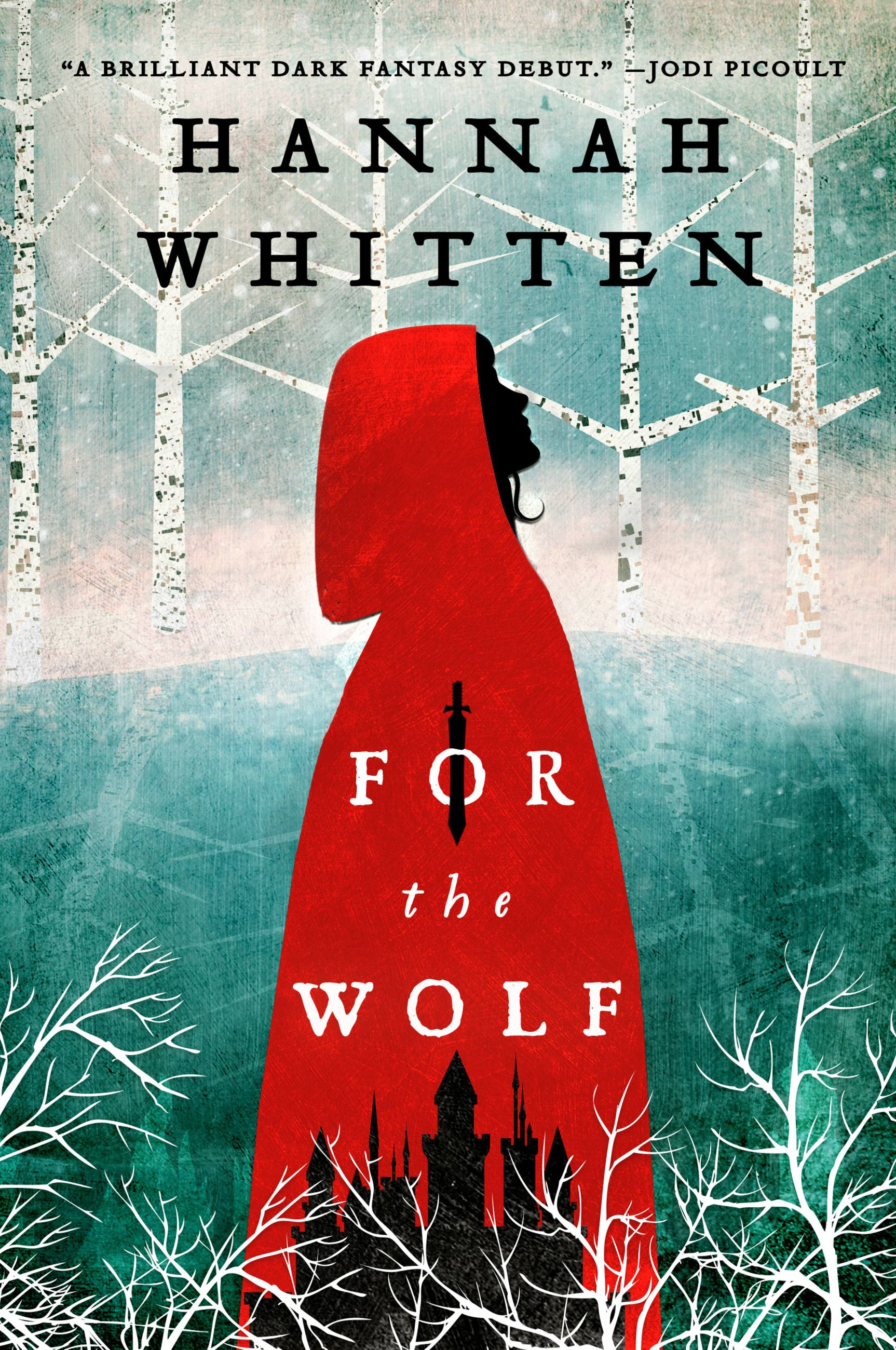 Cover Image of For the Wolf