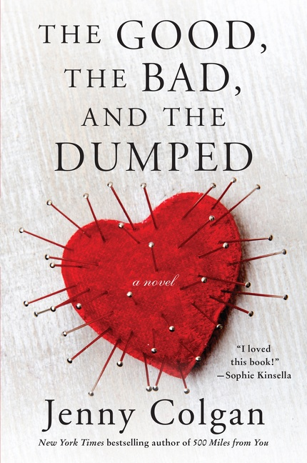 The Good, the Bad, and the Dumped [electronic resource (downloadable eBook)] : a novel