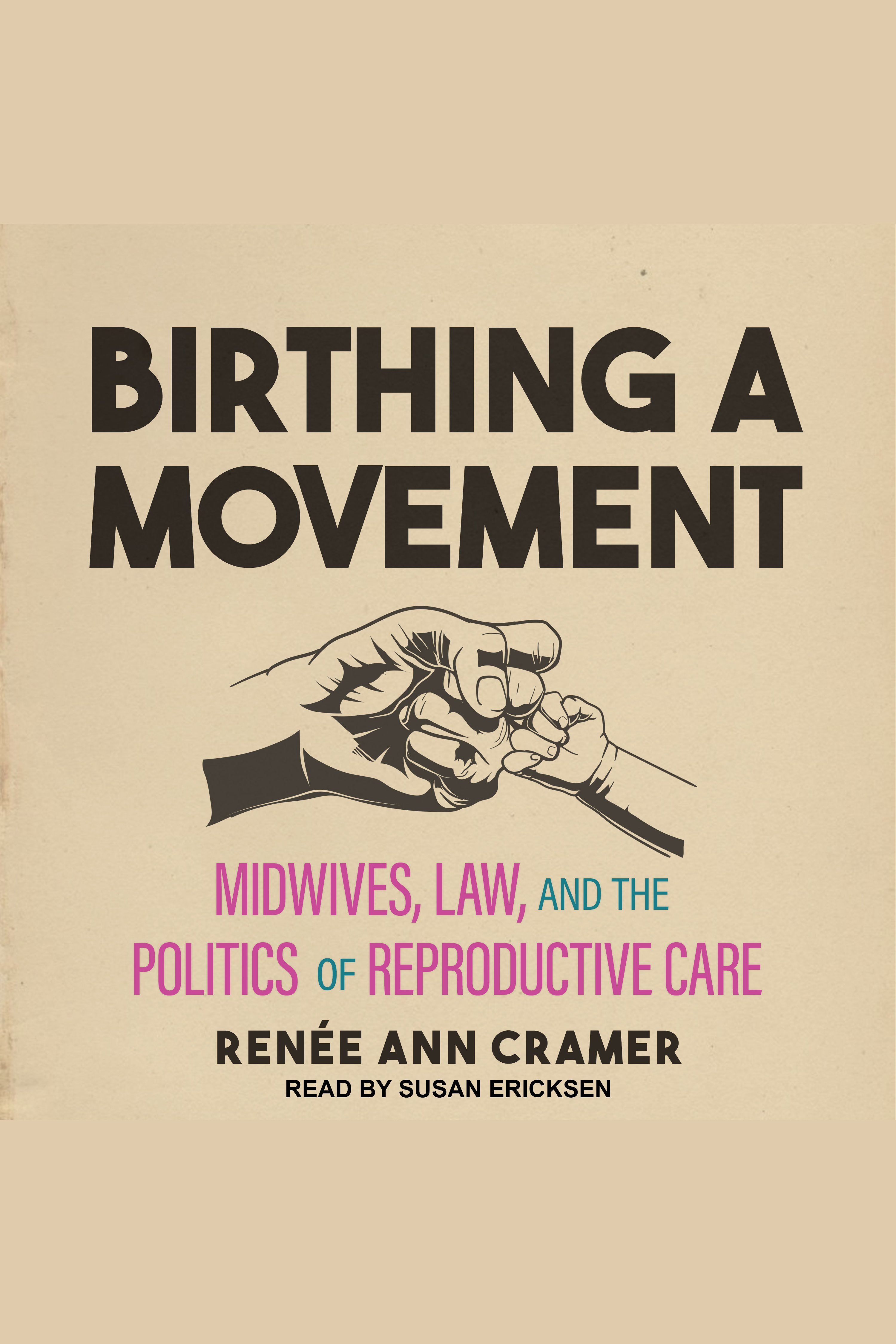 Birthing a Movement Midwives, Law, and the Politics of Reproductive Care