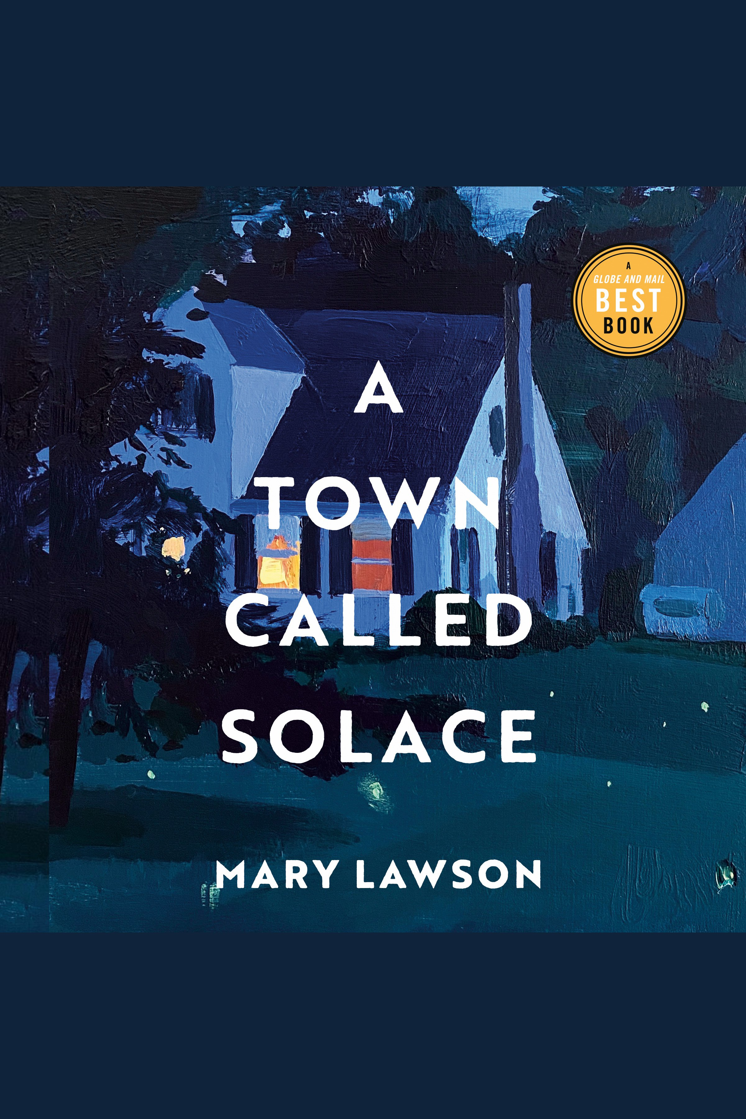 Cover Image of A Town Called Solace