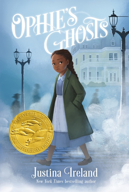 Cover Image of Ophie's Ghosts