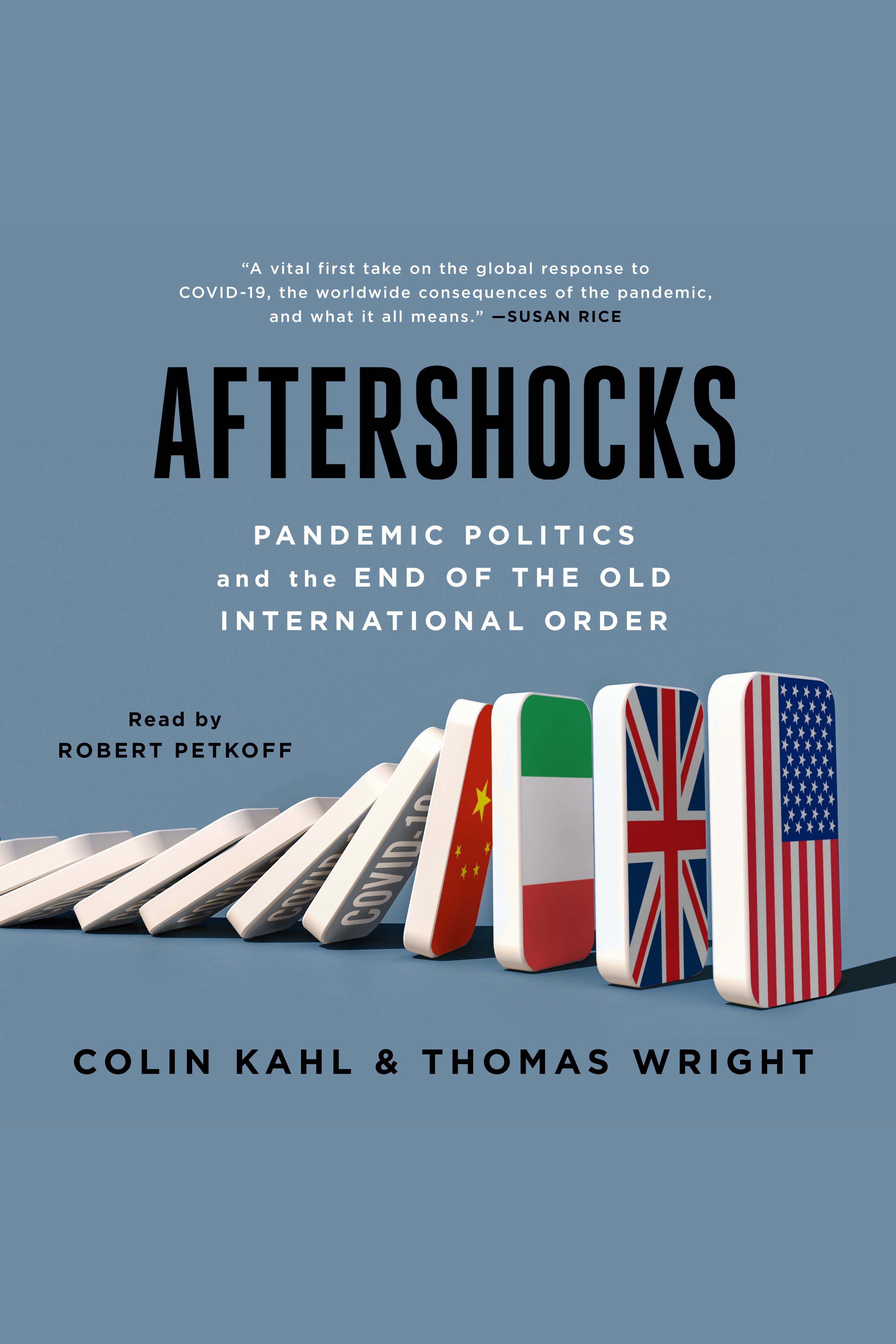 Aftershocks Pandemic Politics and the End of the Old International Order