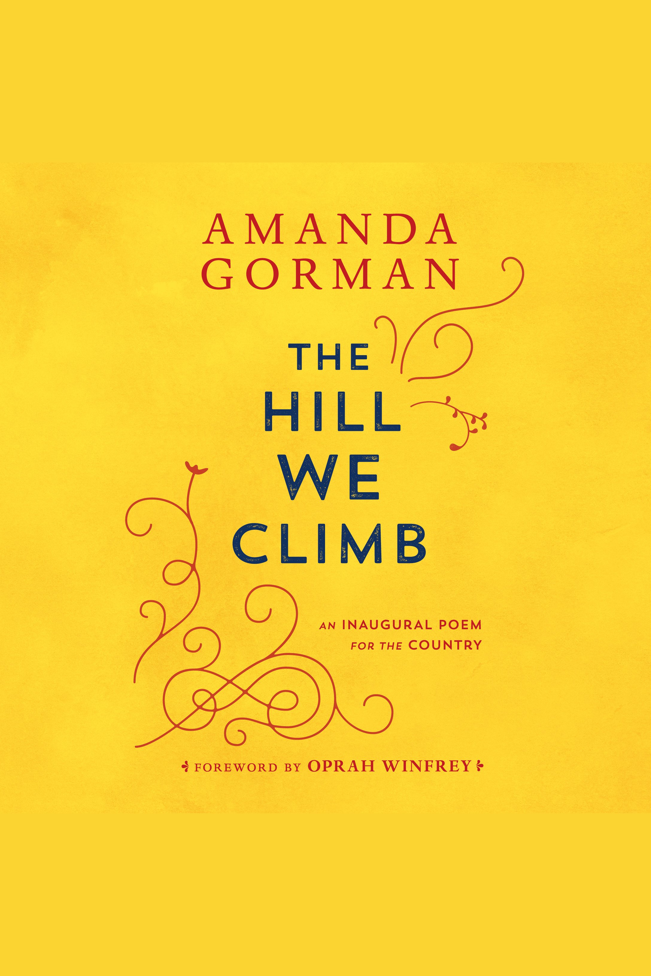 Cover Image of The Hill We Climb