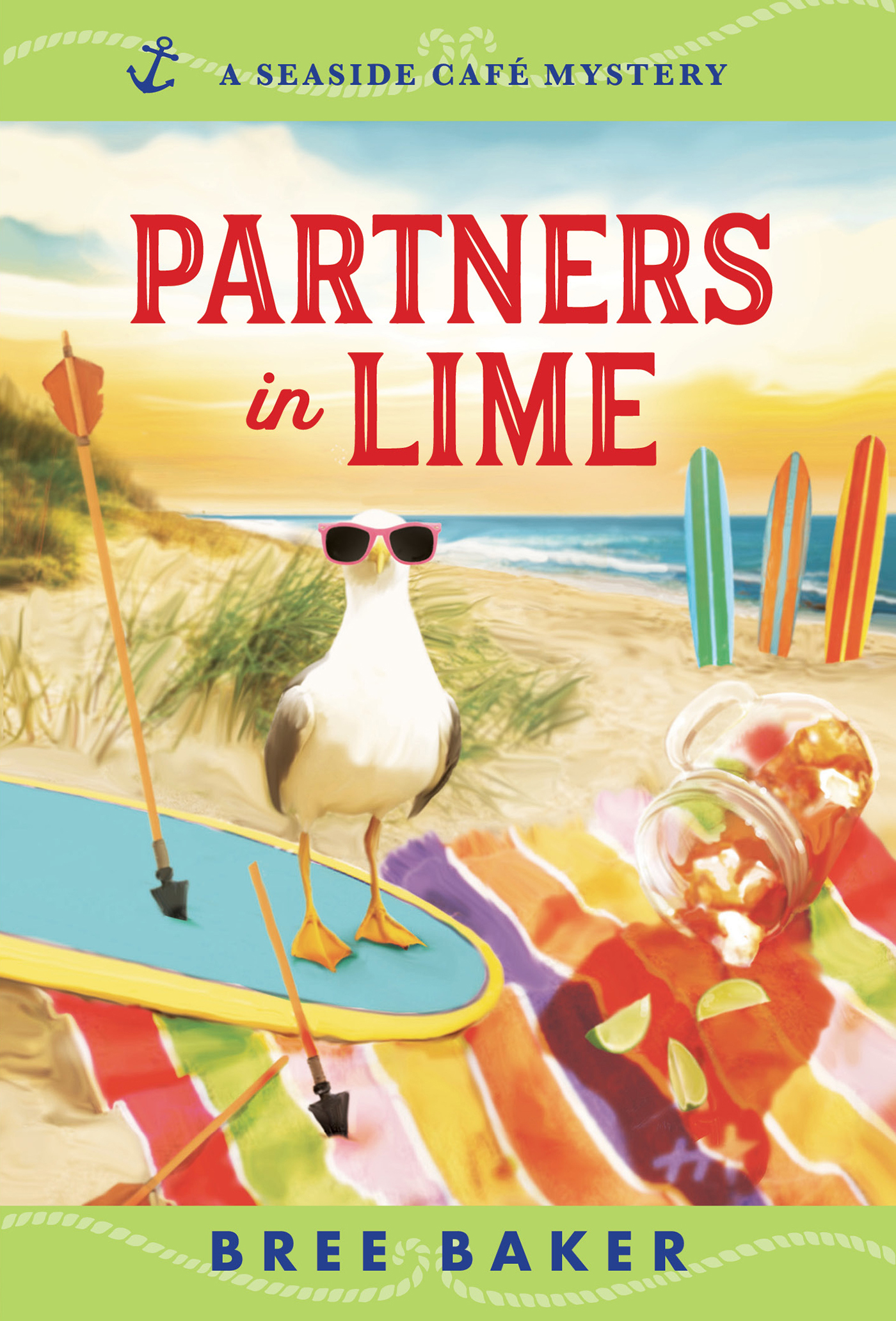 Partners in Lime