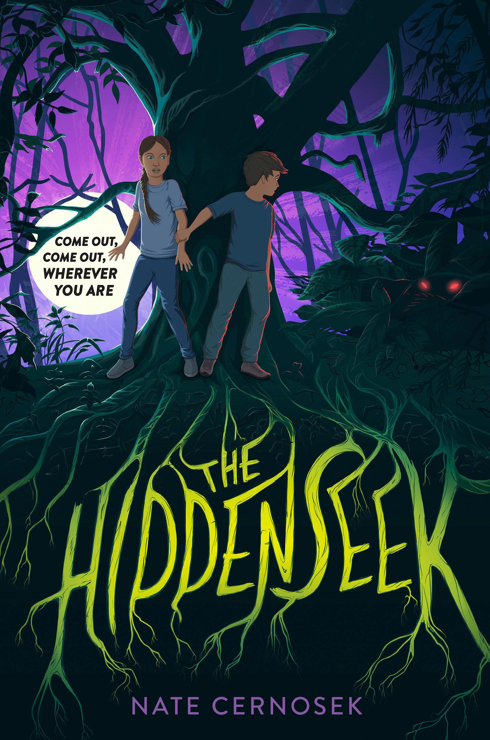 Cover Image of The Hiddenseek