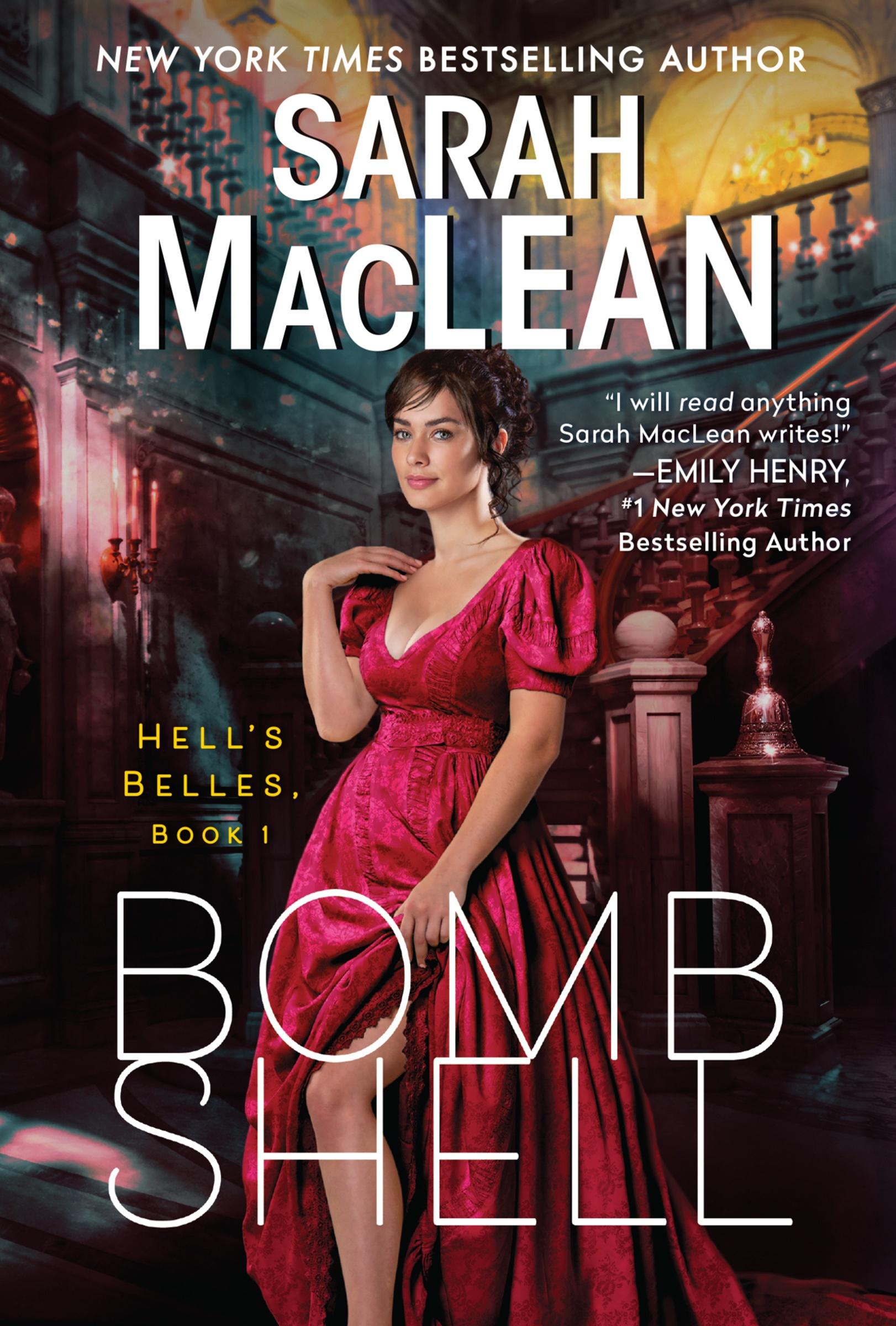 Bombshell A Hell's Belles Novel