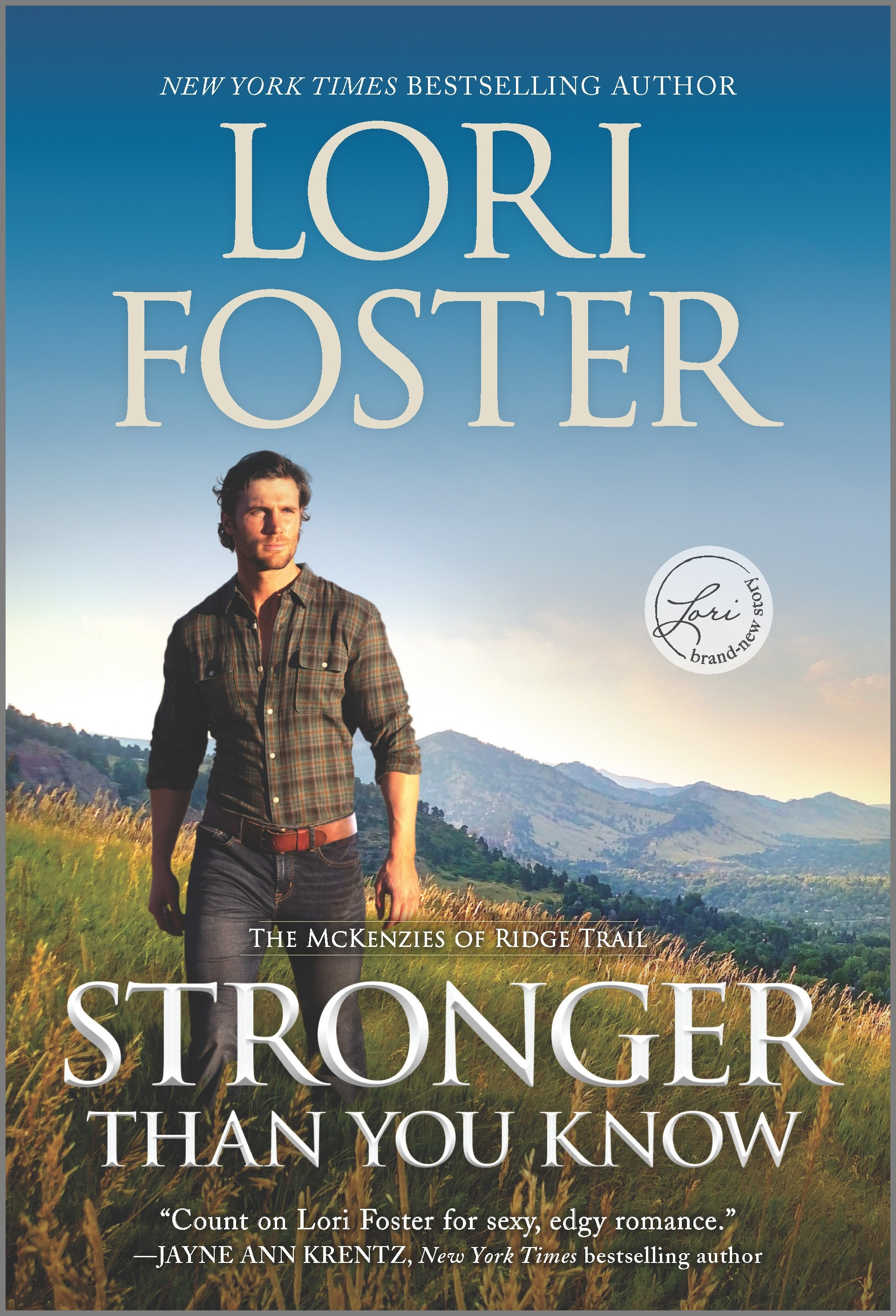 Stronger Than You Know A Novel