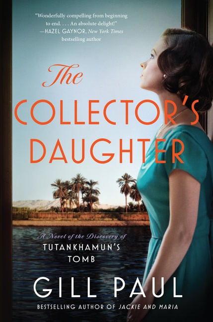 Cover Image of The Collector's Daughter