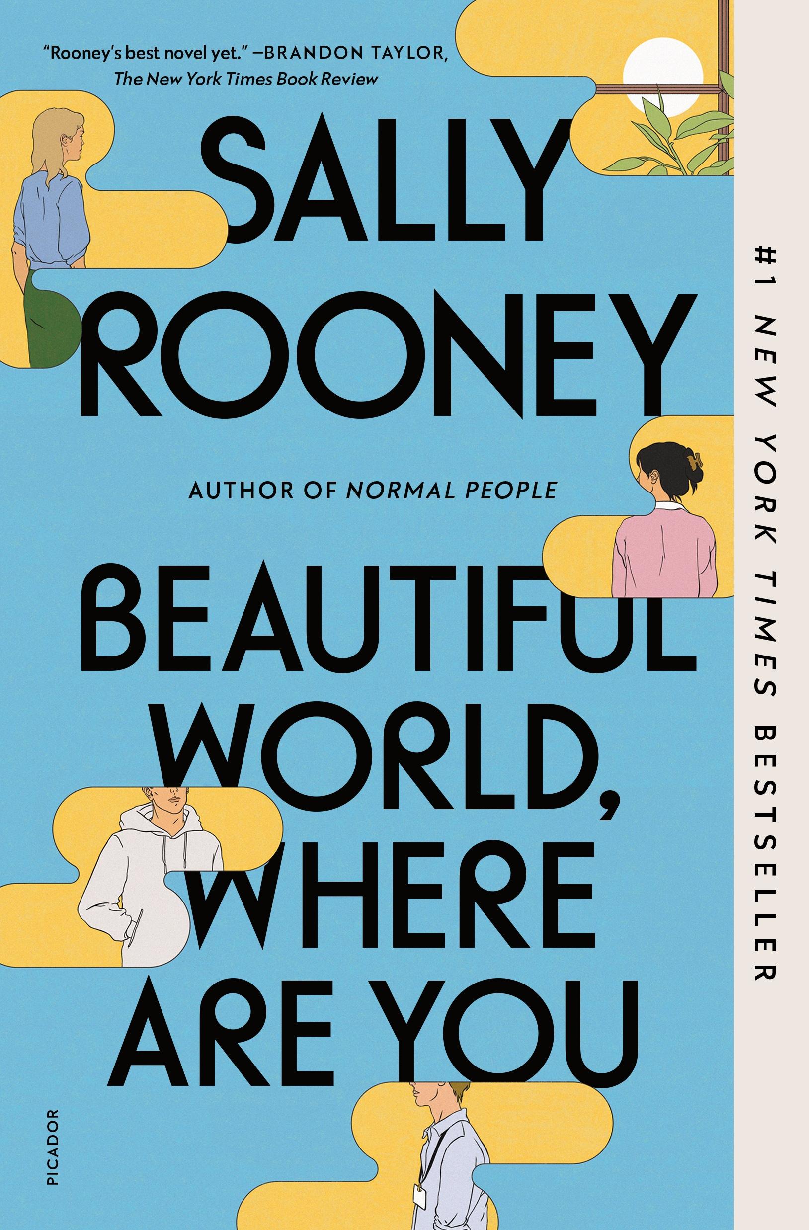 Beautiful World, Where Are You A Novel