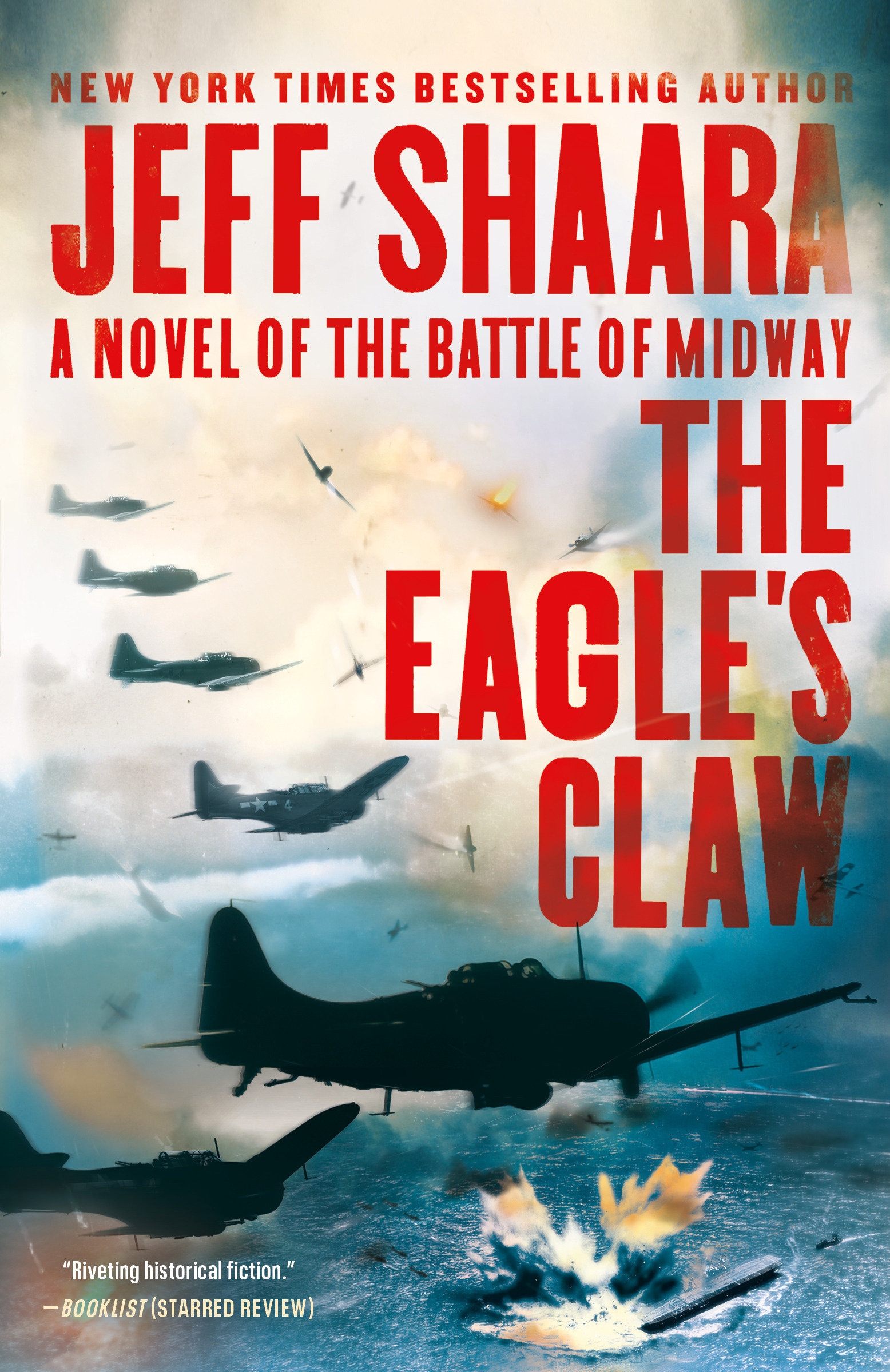 The Eagle's Claw A Novel of the Battle of Midway