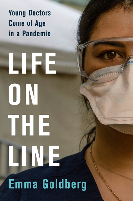 Cover Image of Life on the Line