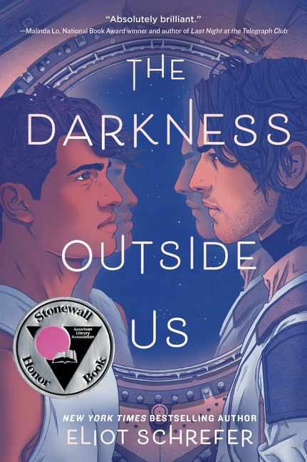 Cover Image of The Darkness Outside Us