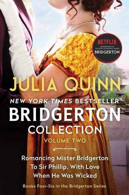 Cover Image of Bridgerton Collection Volume 2