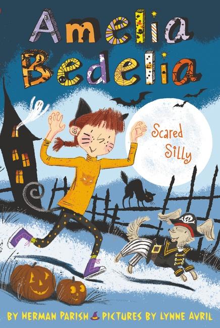 Amelia Bedelia Holiday Chapter Book #2 Amelia Bedelia Scared Silly
