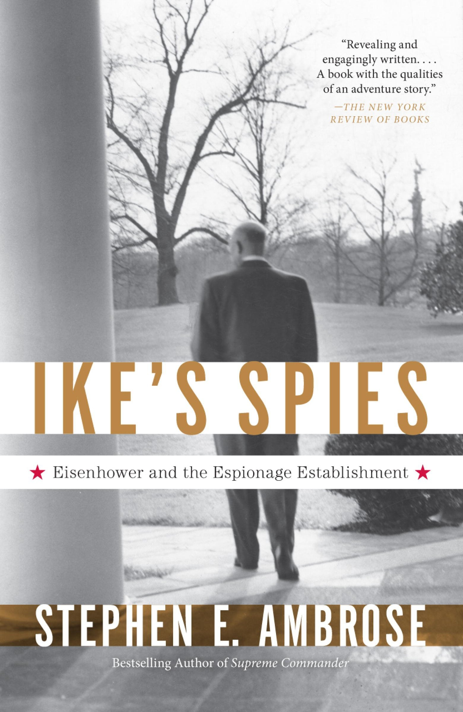 Ike's Spies [electronic resource] : Eisenhower and the Espionage Establishment