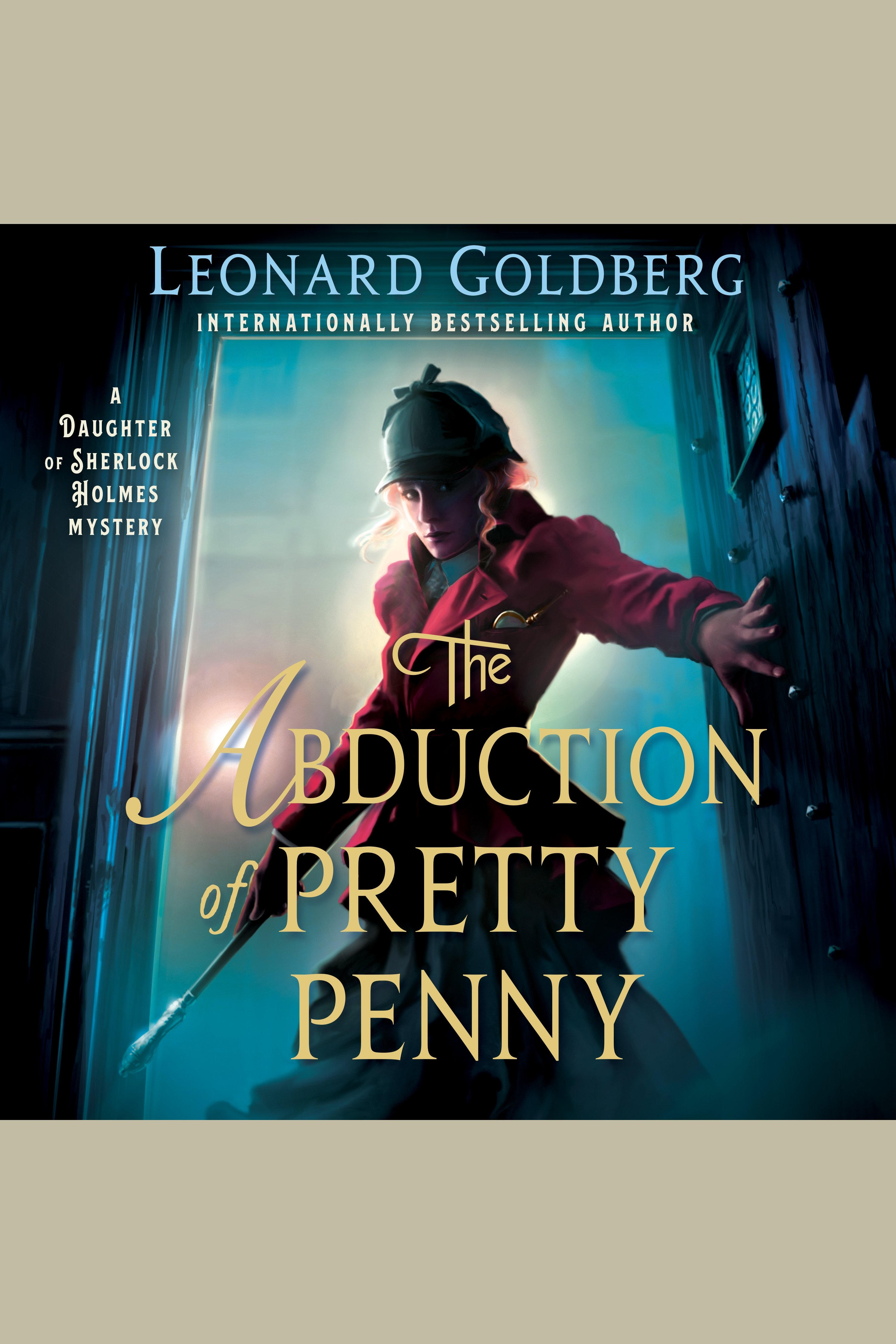 Abduction of Pretty Penny, The A Daughter of Sherlock Holmes Mystery