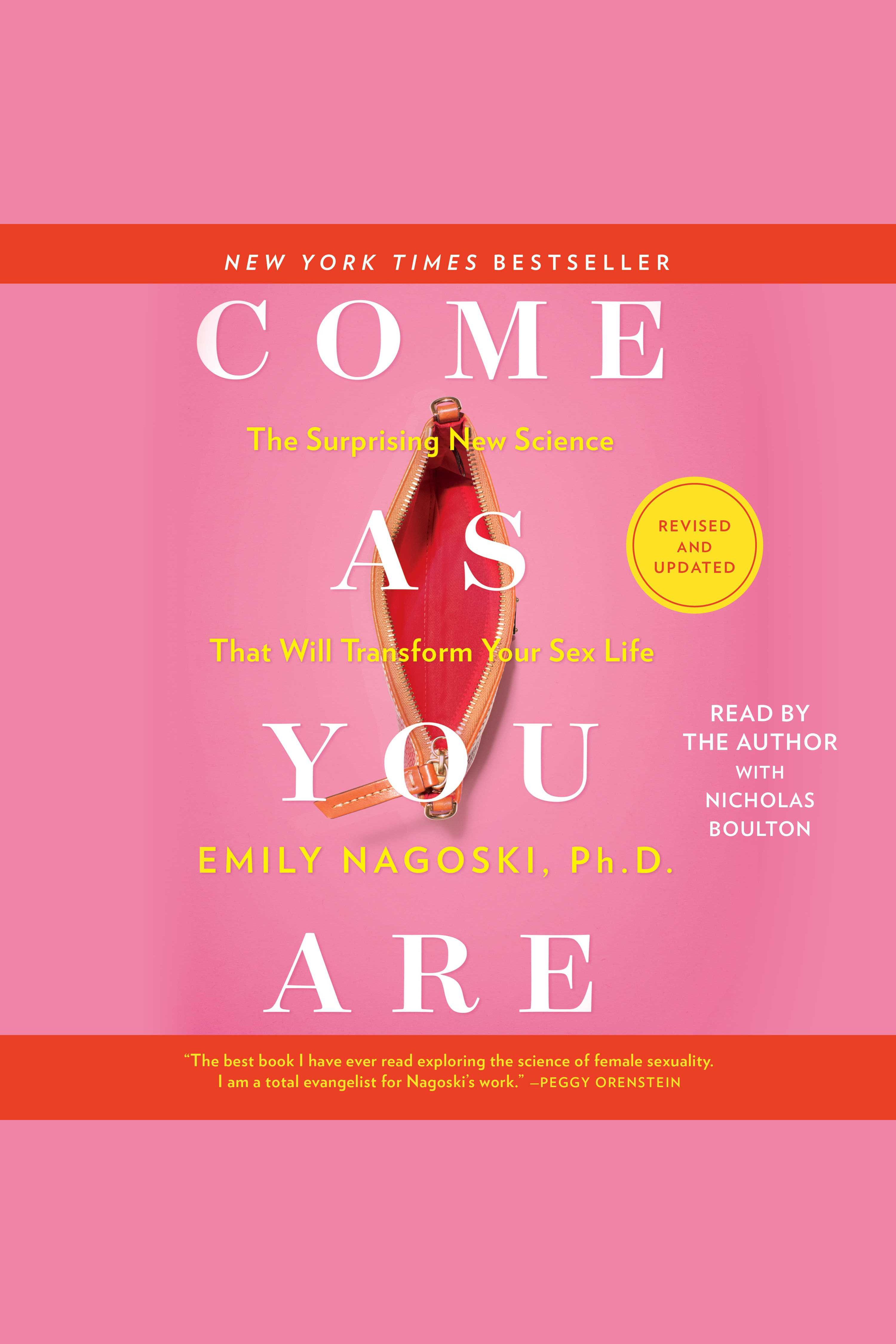 Cover Image of Come As You Are: Revised and Updated