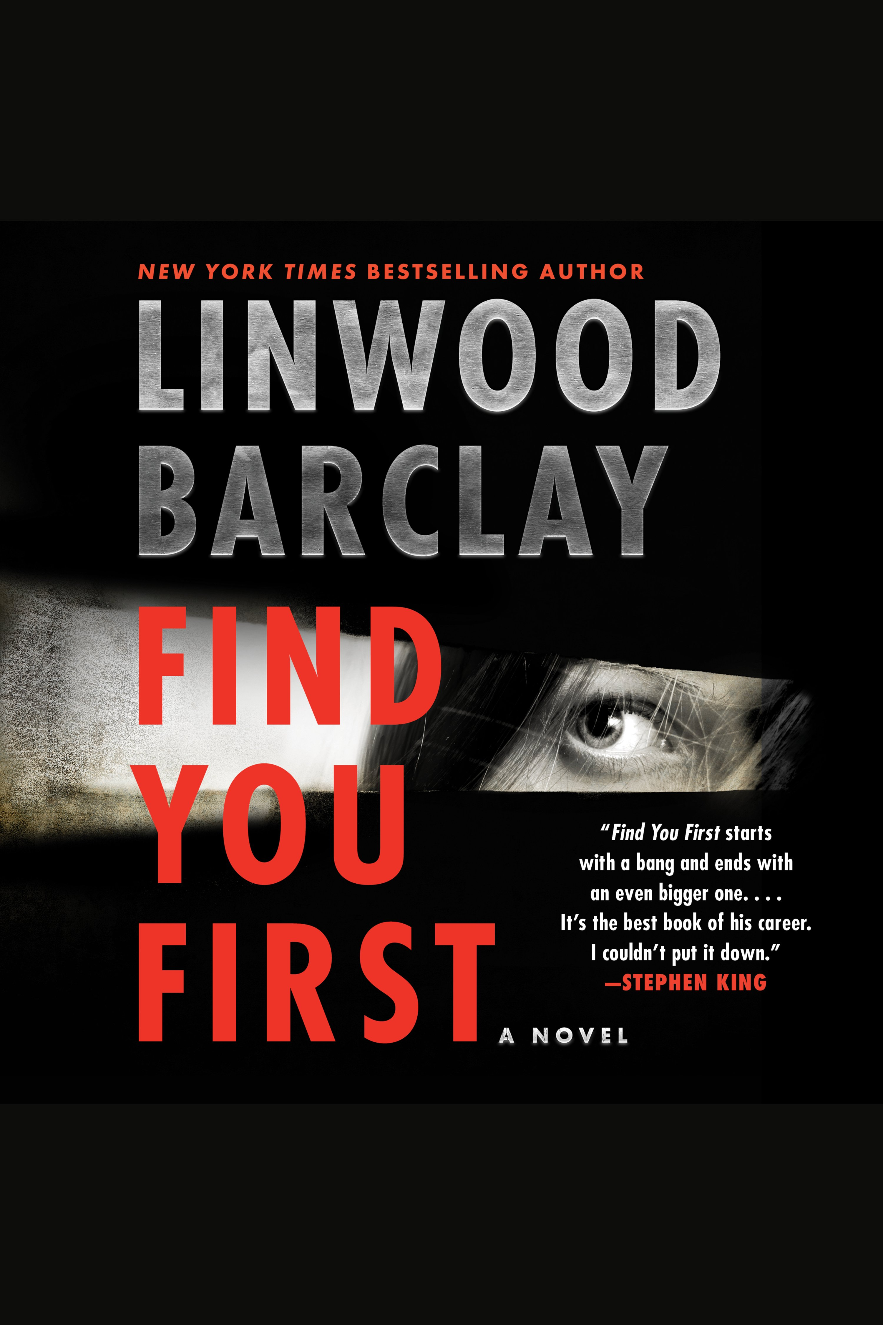 Cover Image of Find You First